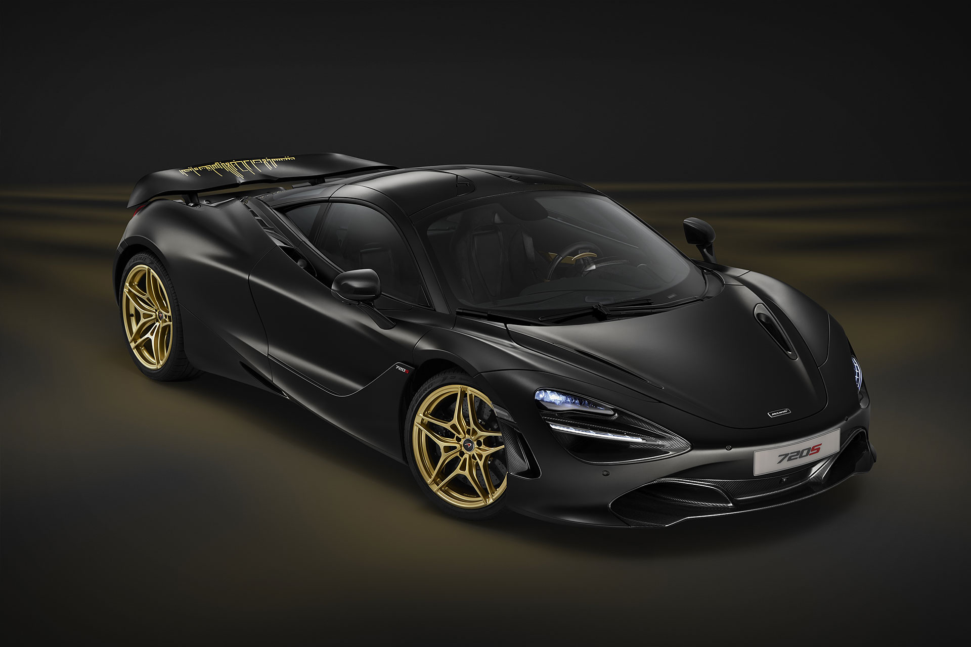 McLaren 720S BM Edition