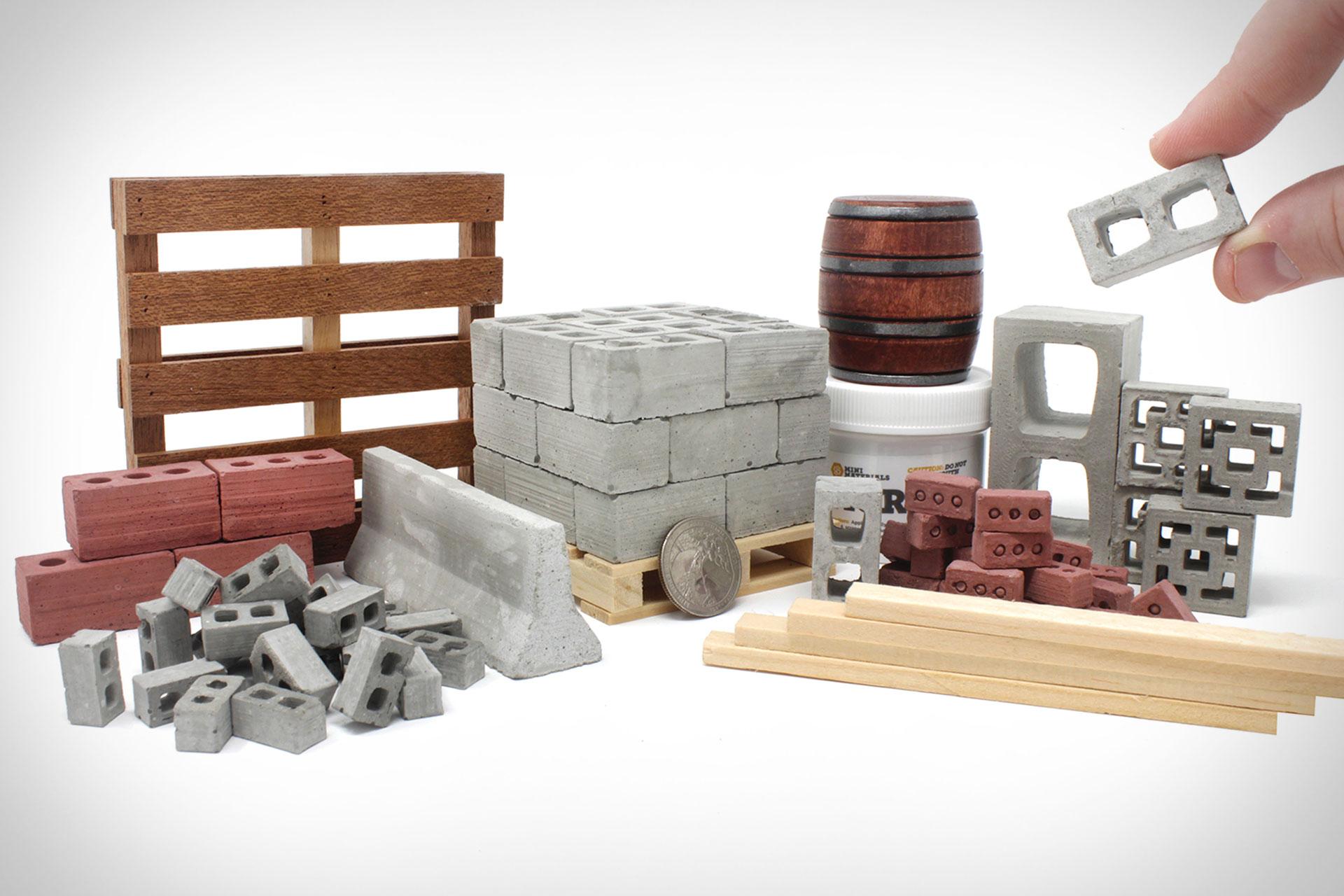 Mini Materials Ultimate Kit