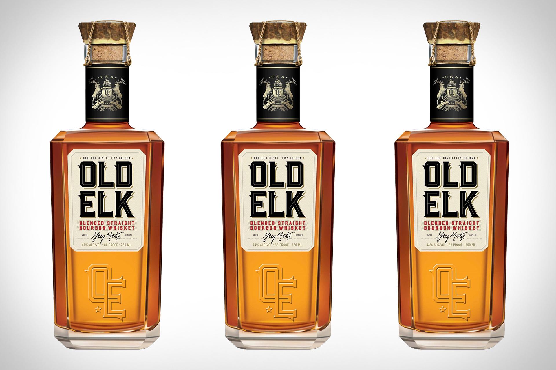 Le Bourbon Old Elk