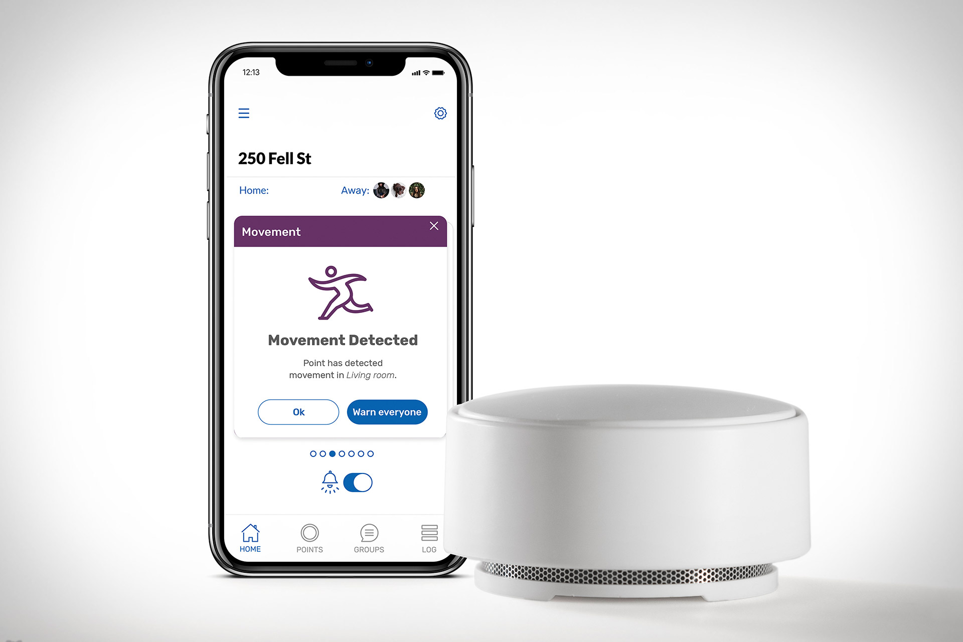 Point Smart Home Alarm