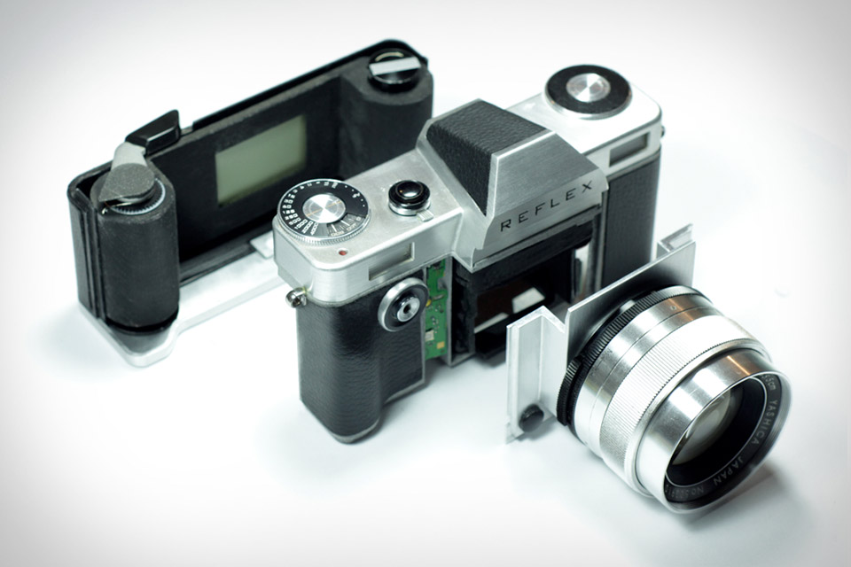 Reflex 1 SLR Film Camera