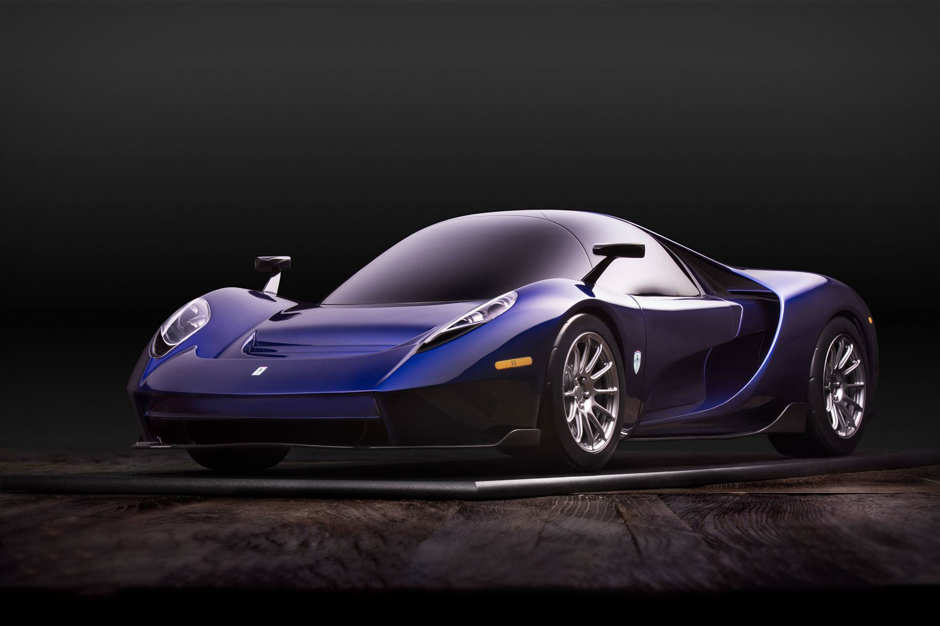 Scuderia Cameron Glickenhaus SCG 004S Supercar
