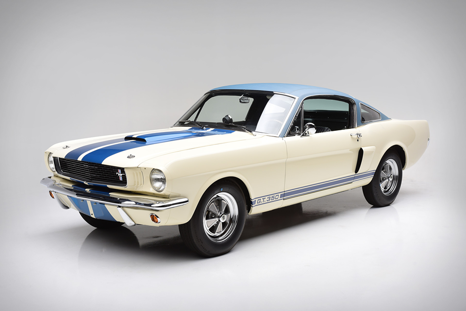1966 Shelby GT350 Prototype 001