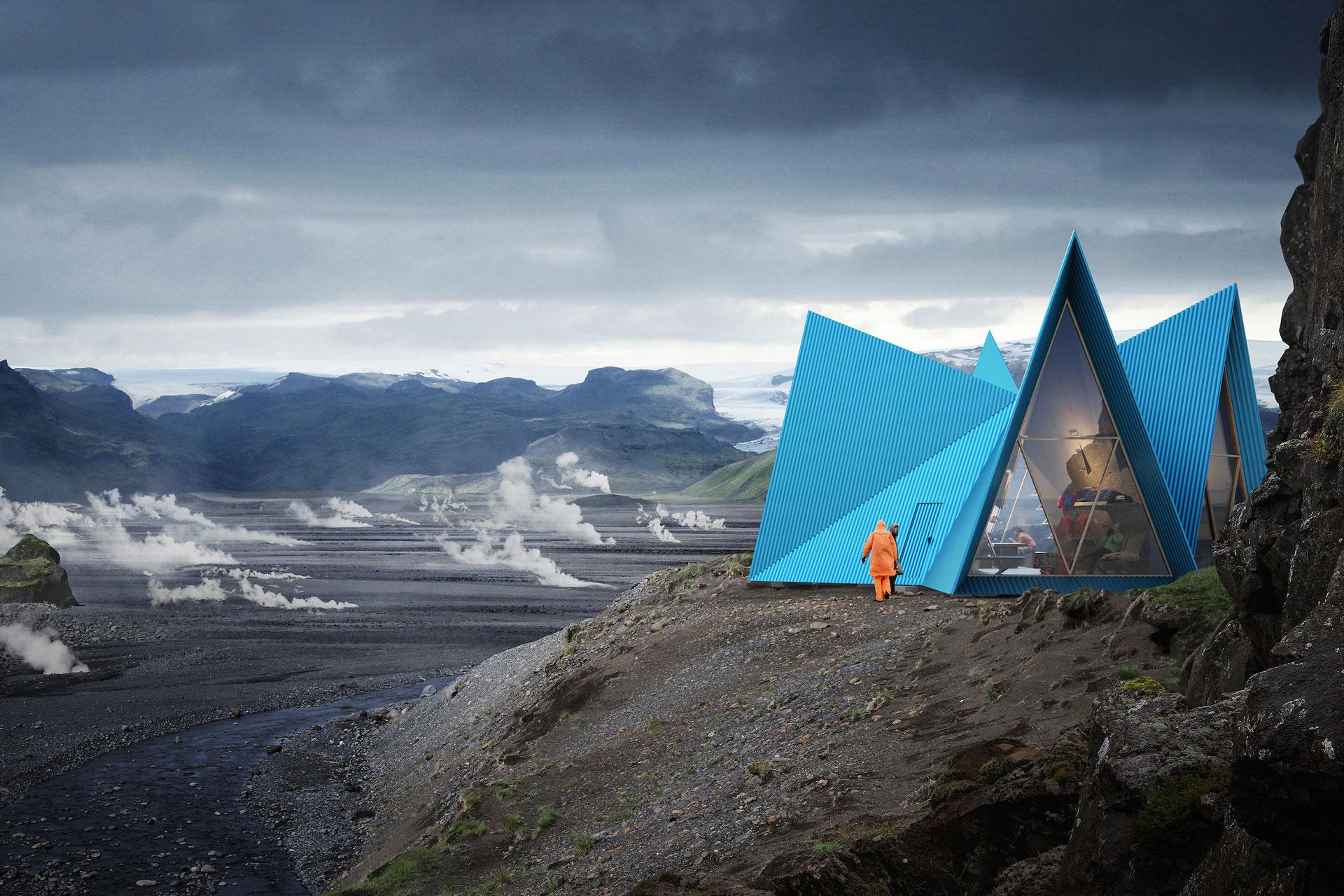 Skyli Trekking Cabin