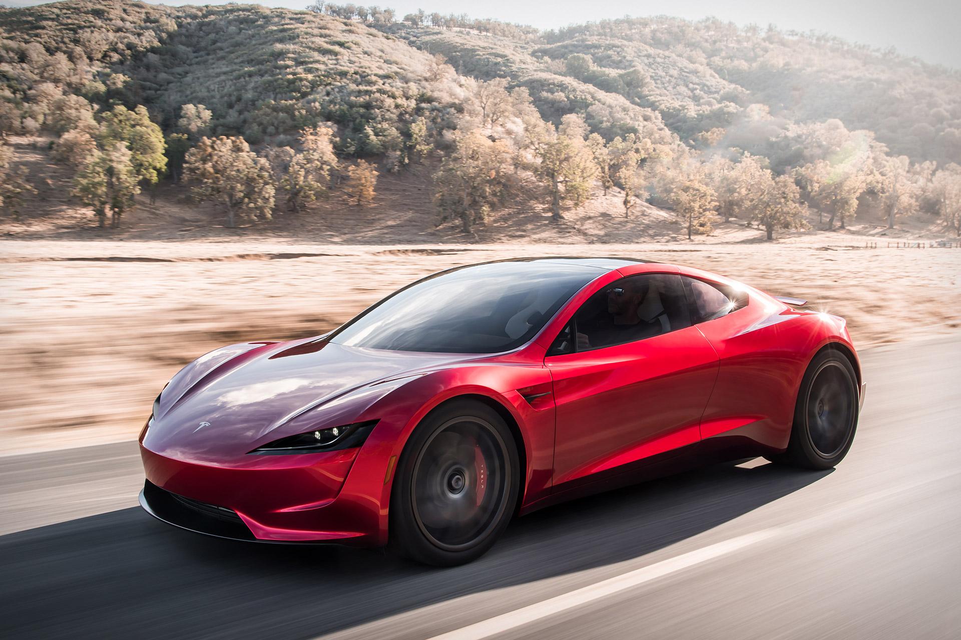 Tesla New Car Lineup