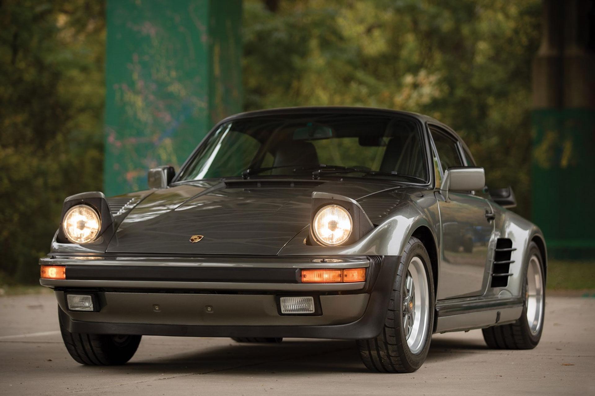 1988 Porsche 911 Turbo Flat Nose