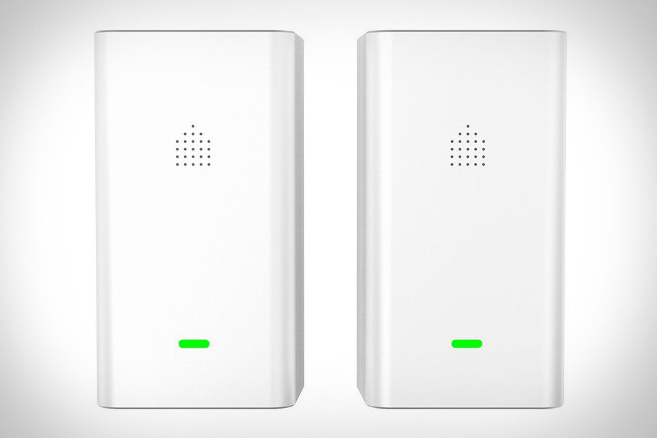 Aura Home Monitoring System