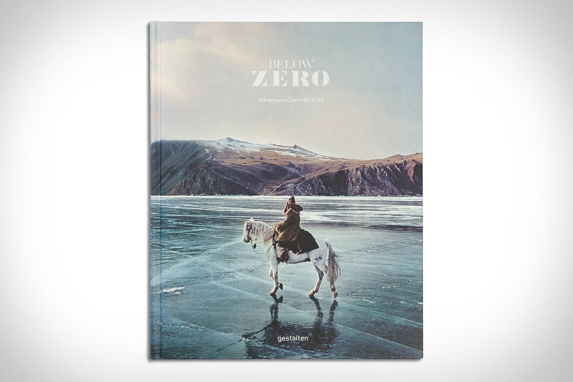 Le Livre Below Zero