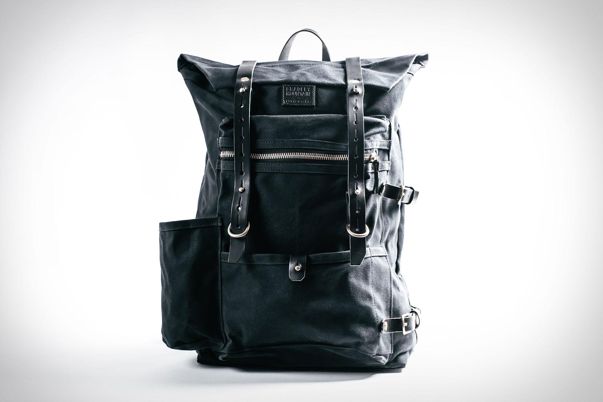 Bradley Mountain x Uncrate Wilder Backpack
