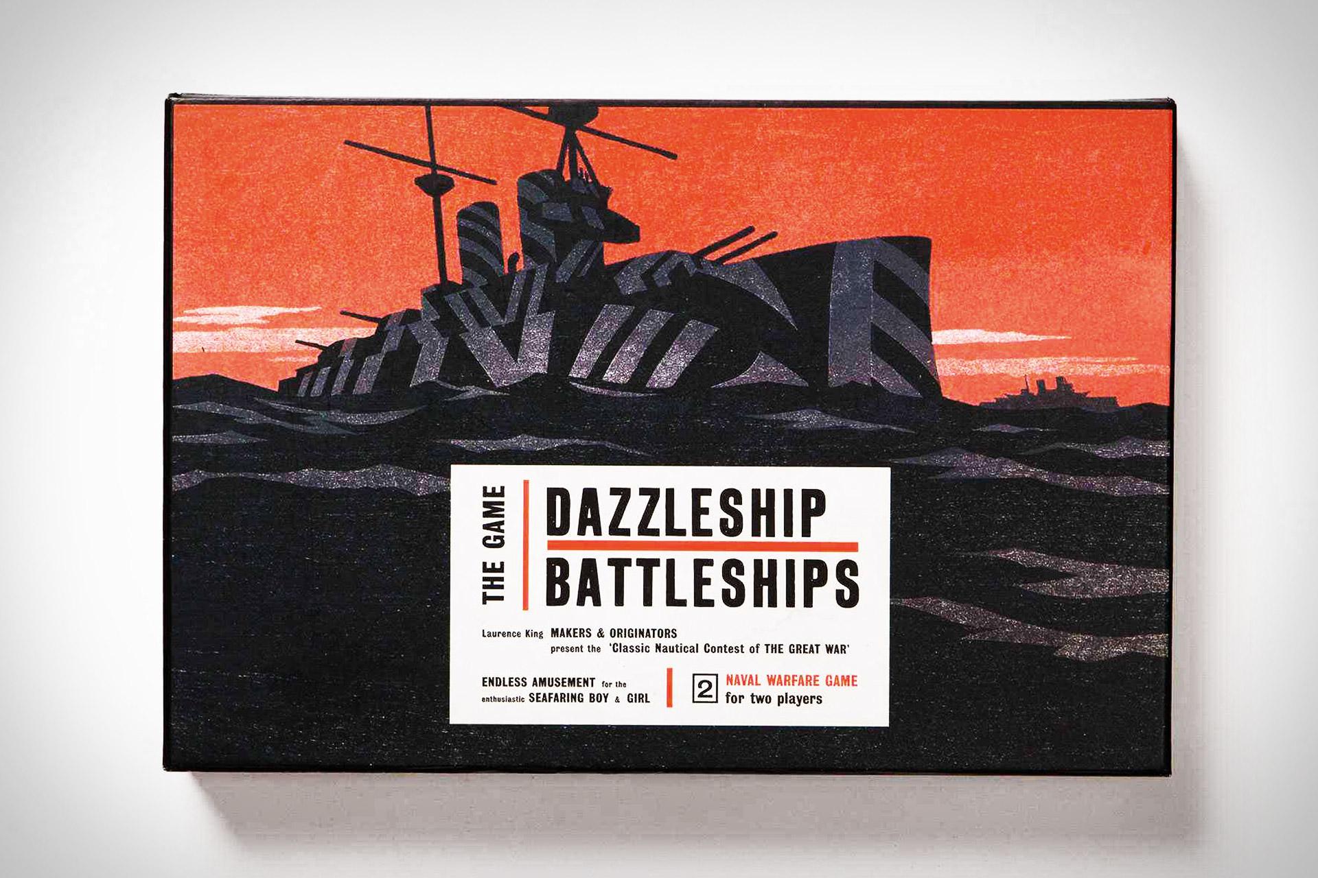 Dazzleship Battleships