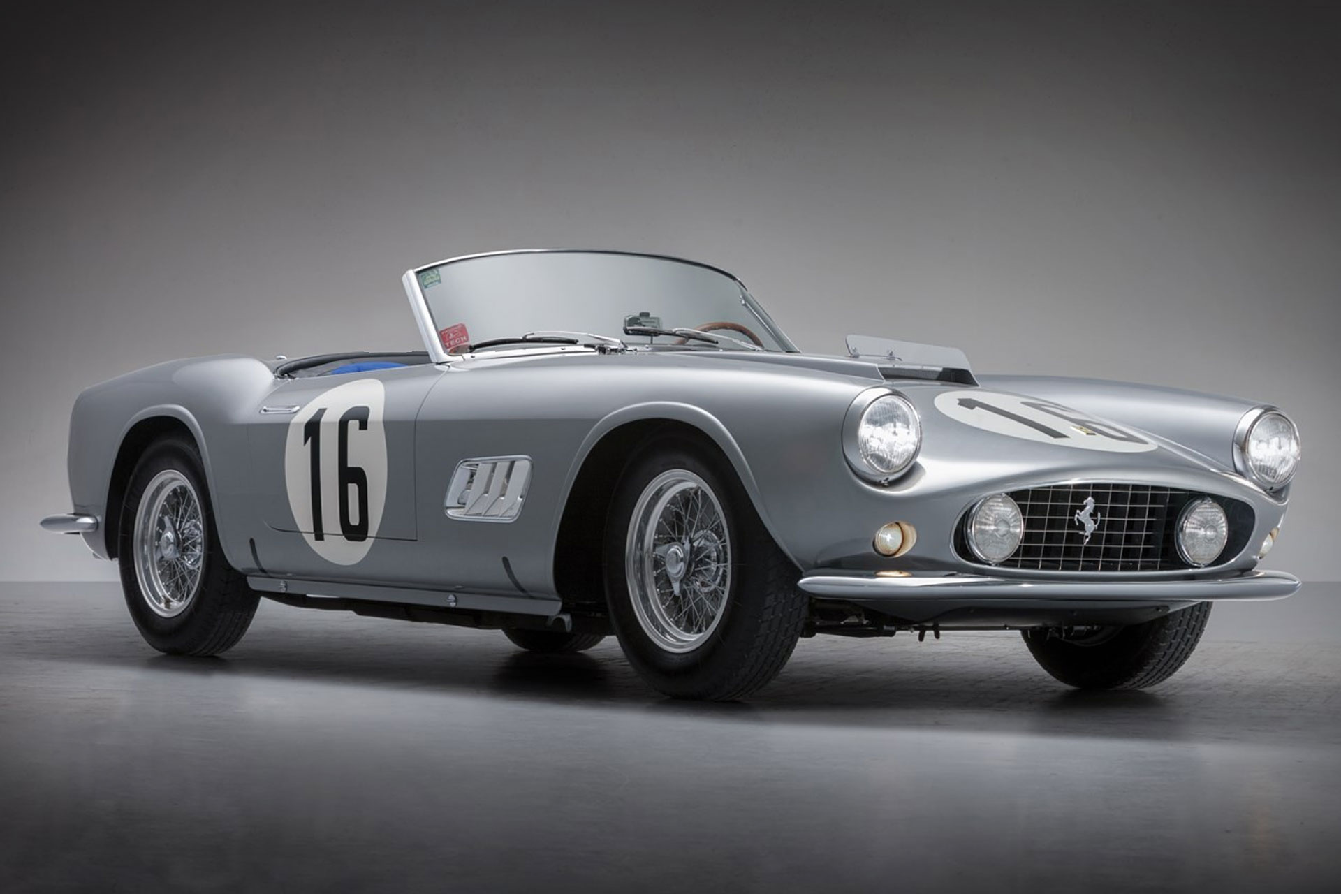 1959 Ferrari 250 GT LWB California