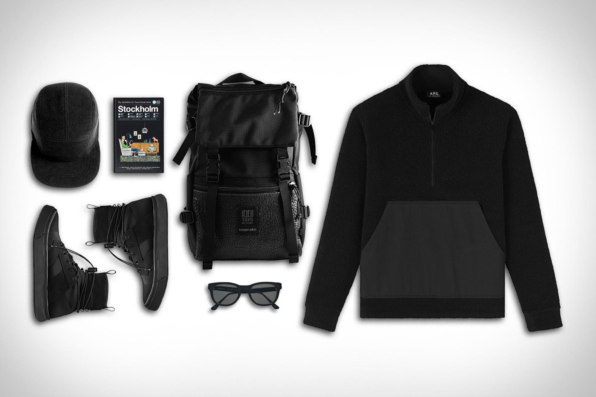 Kleidung: Stockholm