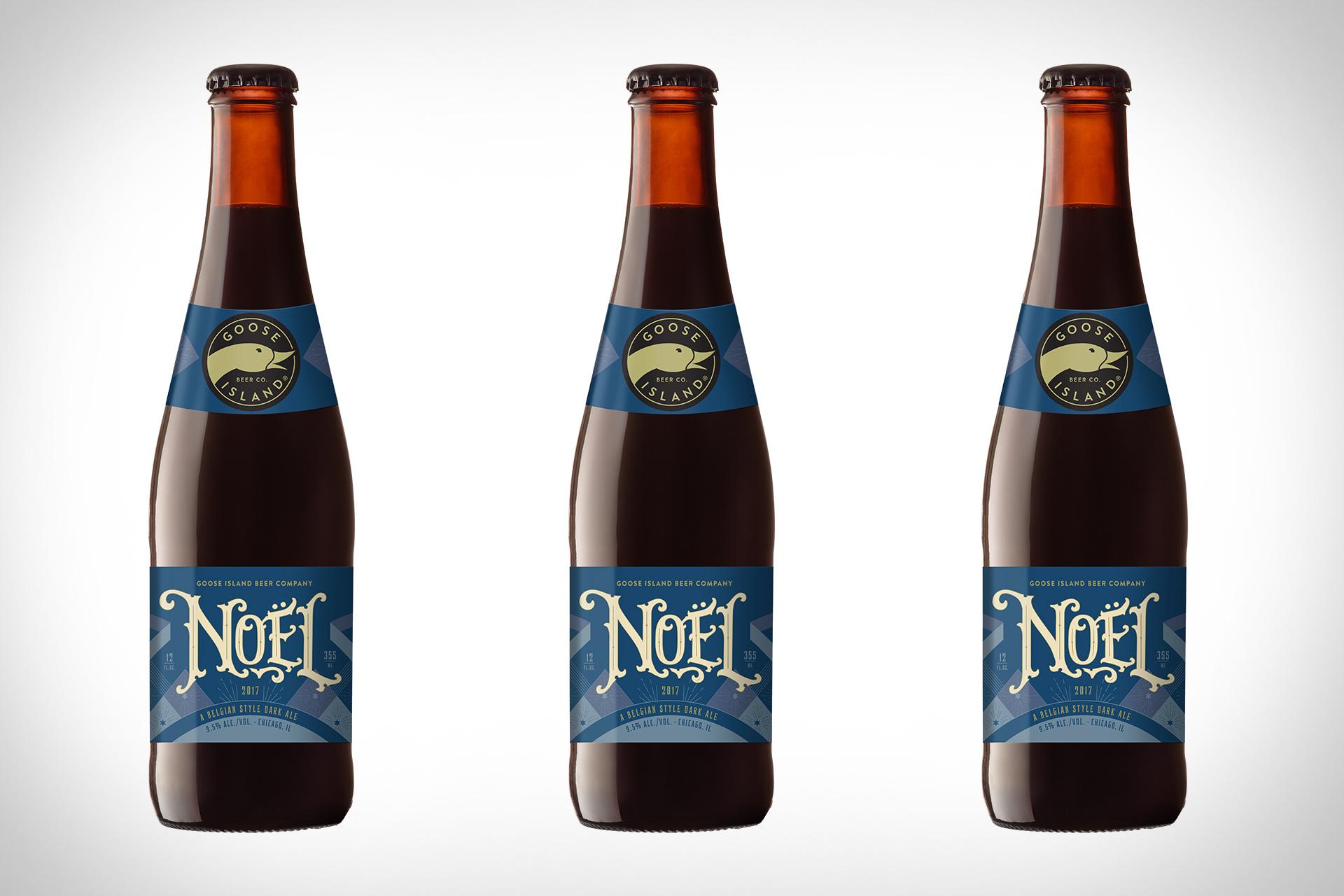 グースアイランド ノエルビール