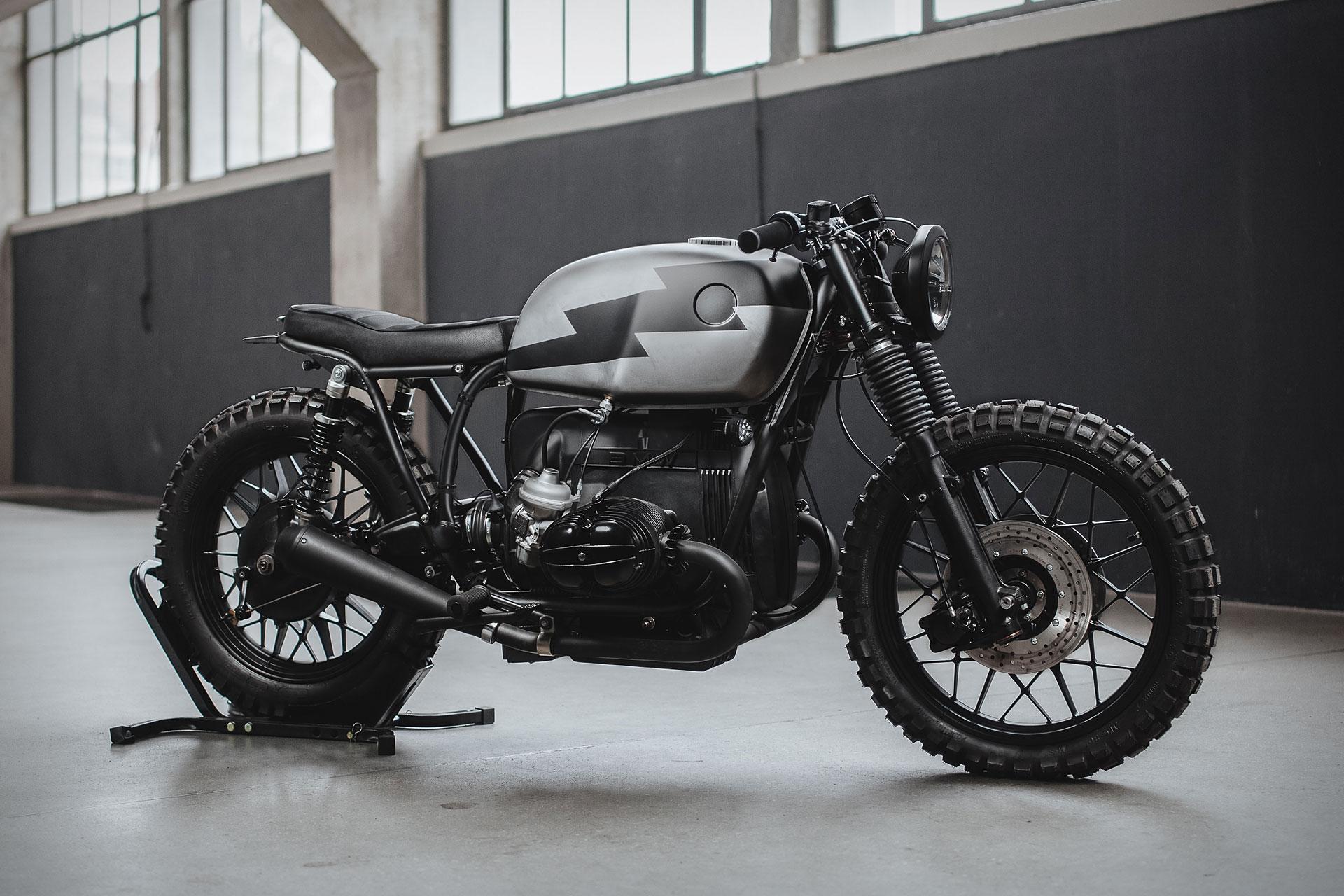 Hookie Hammerhead BMW R100 Motorcycle
