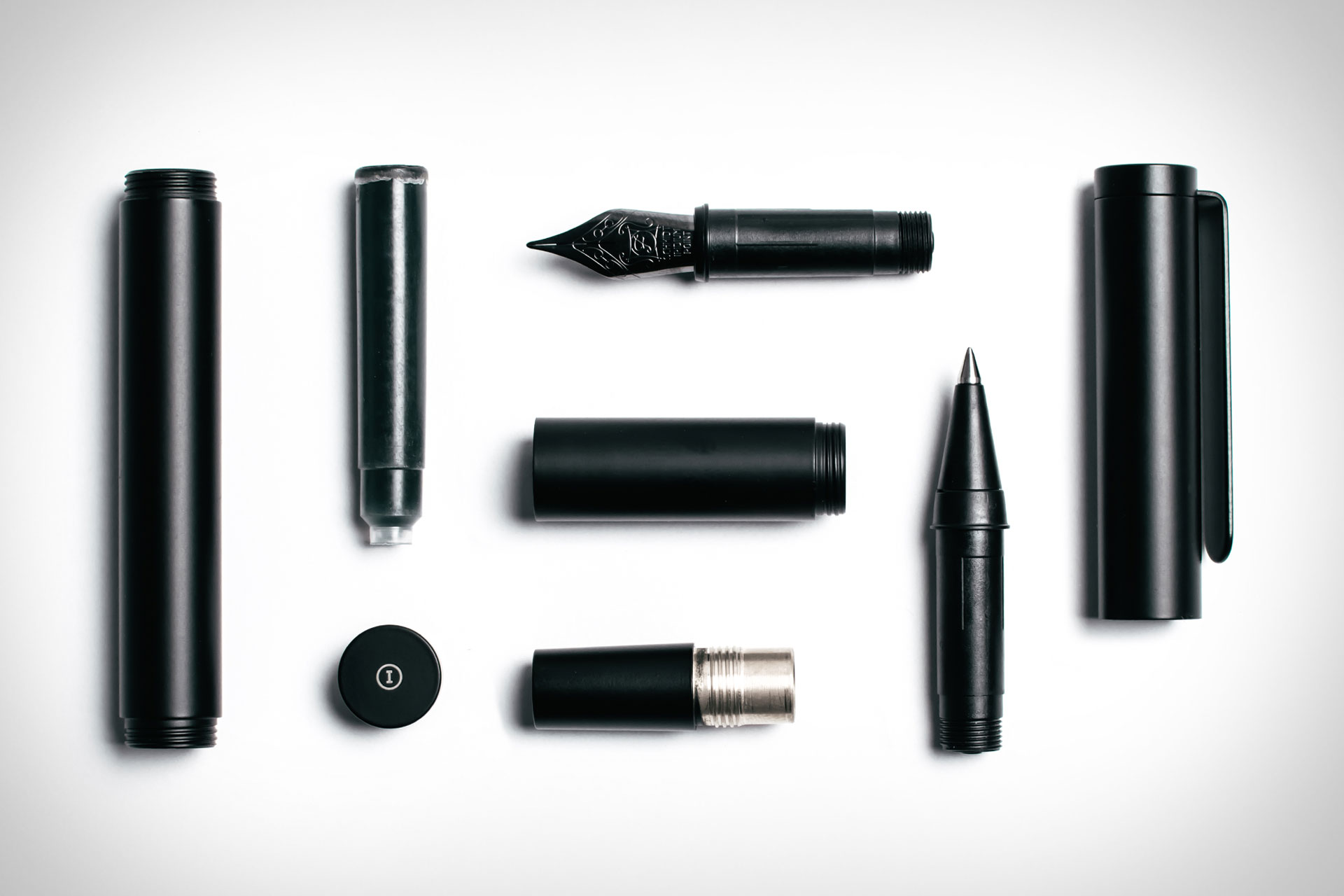 Inventery Modular Fountain Pen