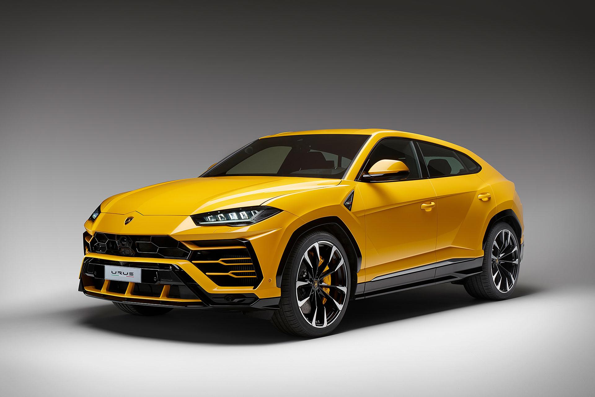 2018 Lamborghini Urus Uncrate