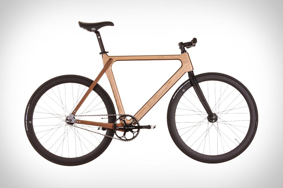 Materia Wooden Bikes