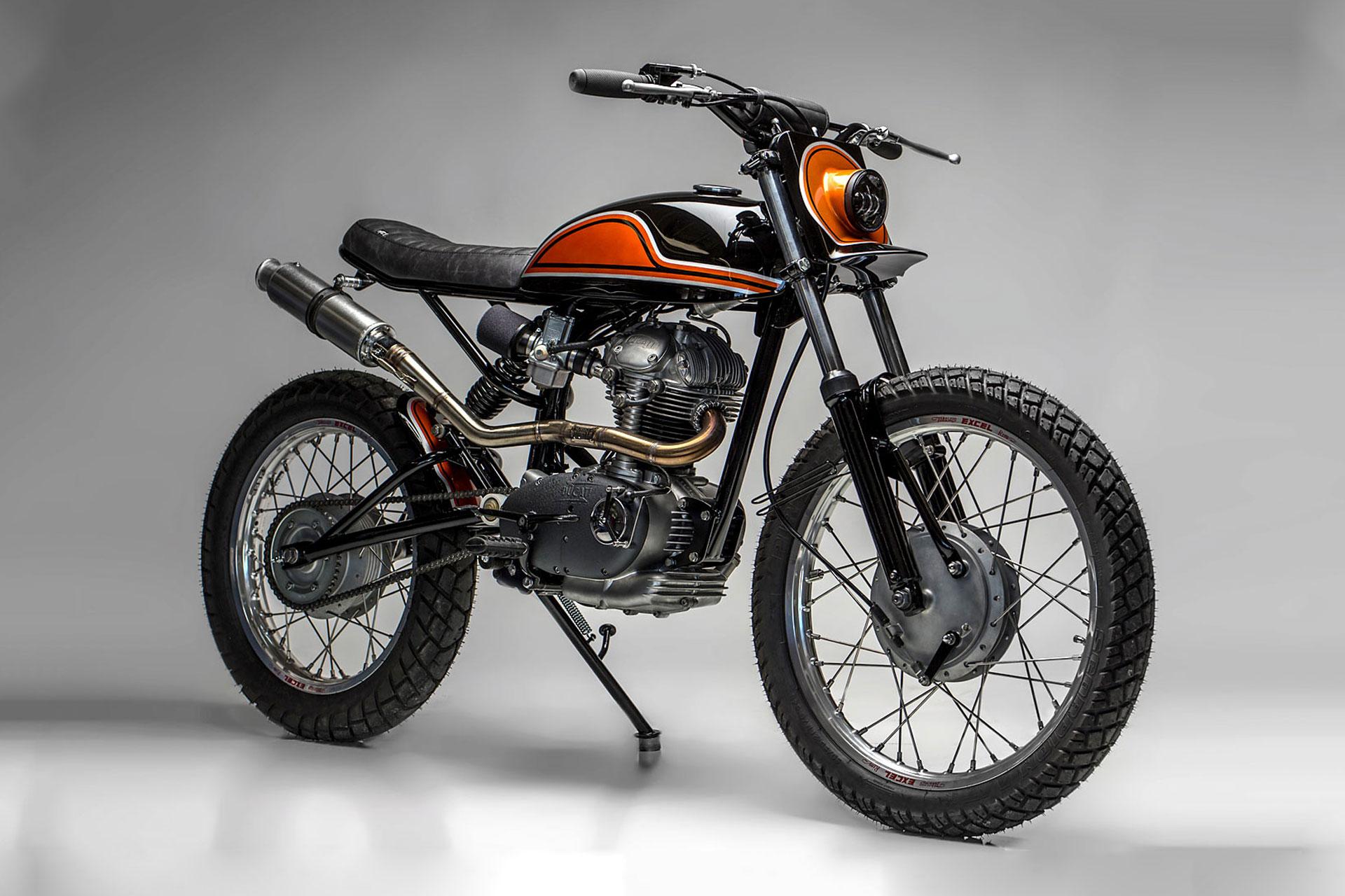 MotoRelic Dastardly Ducati Motorcycle