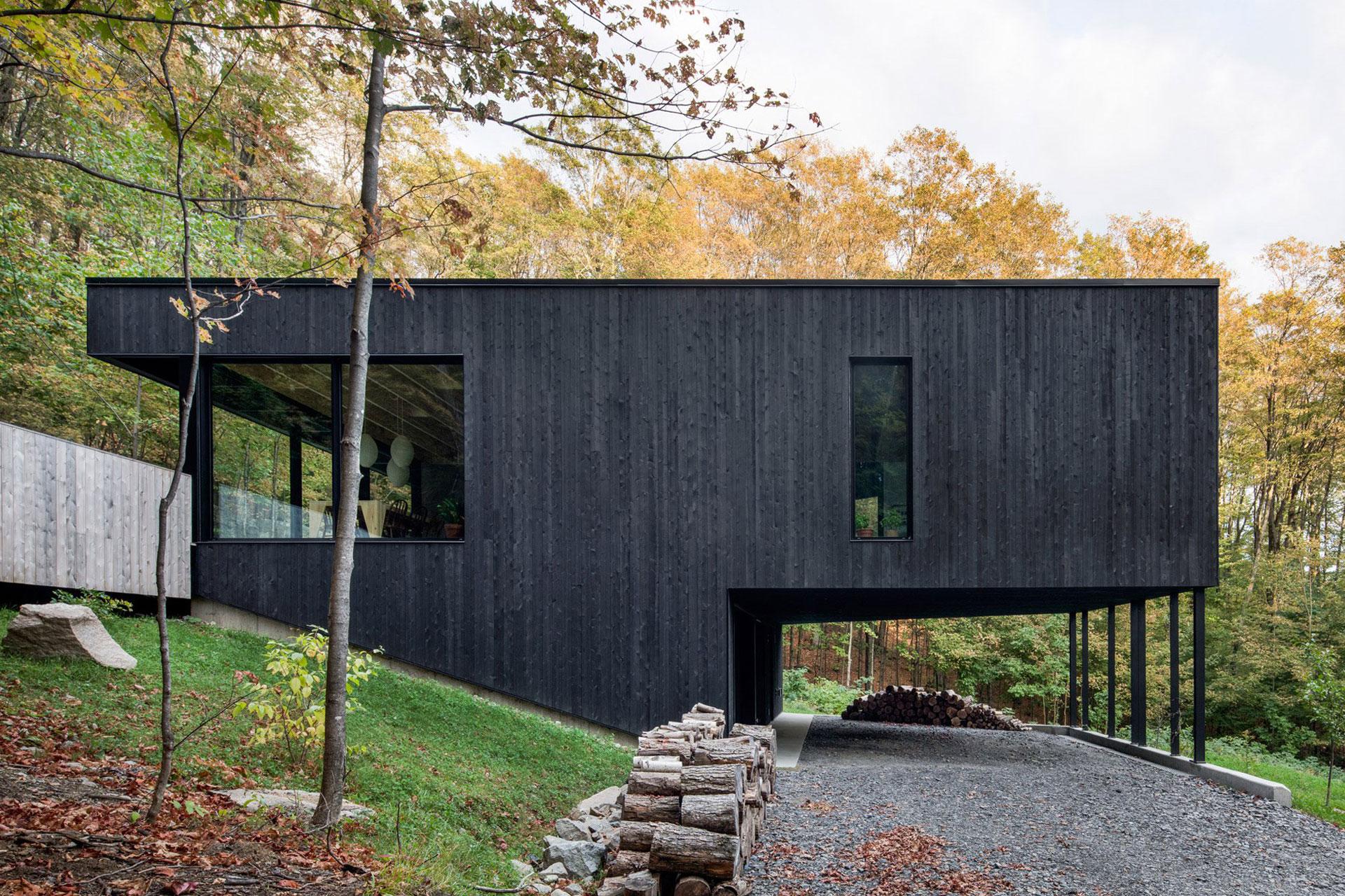 Mount Shefford Rock House Uncrate