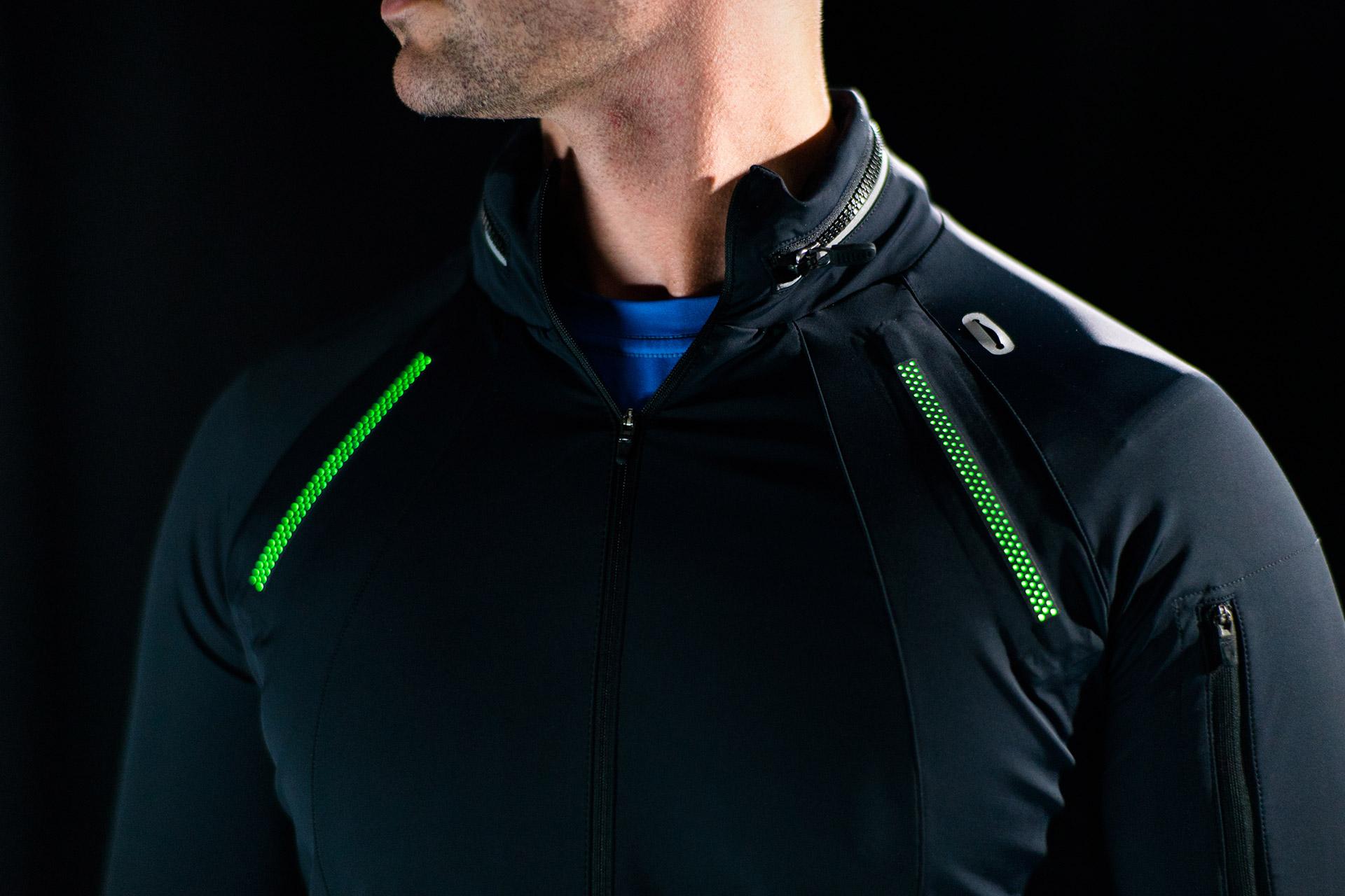 Nova LED Athletic Jacket
