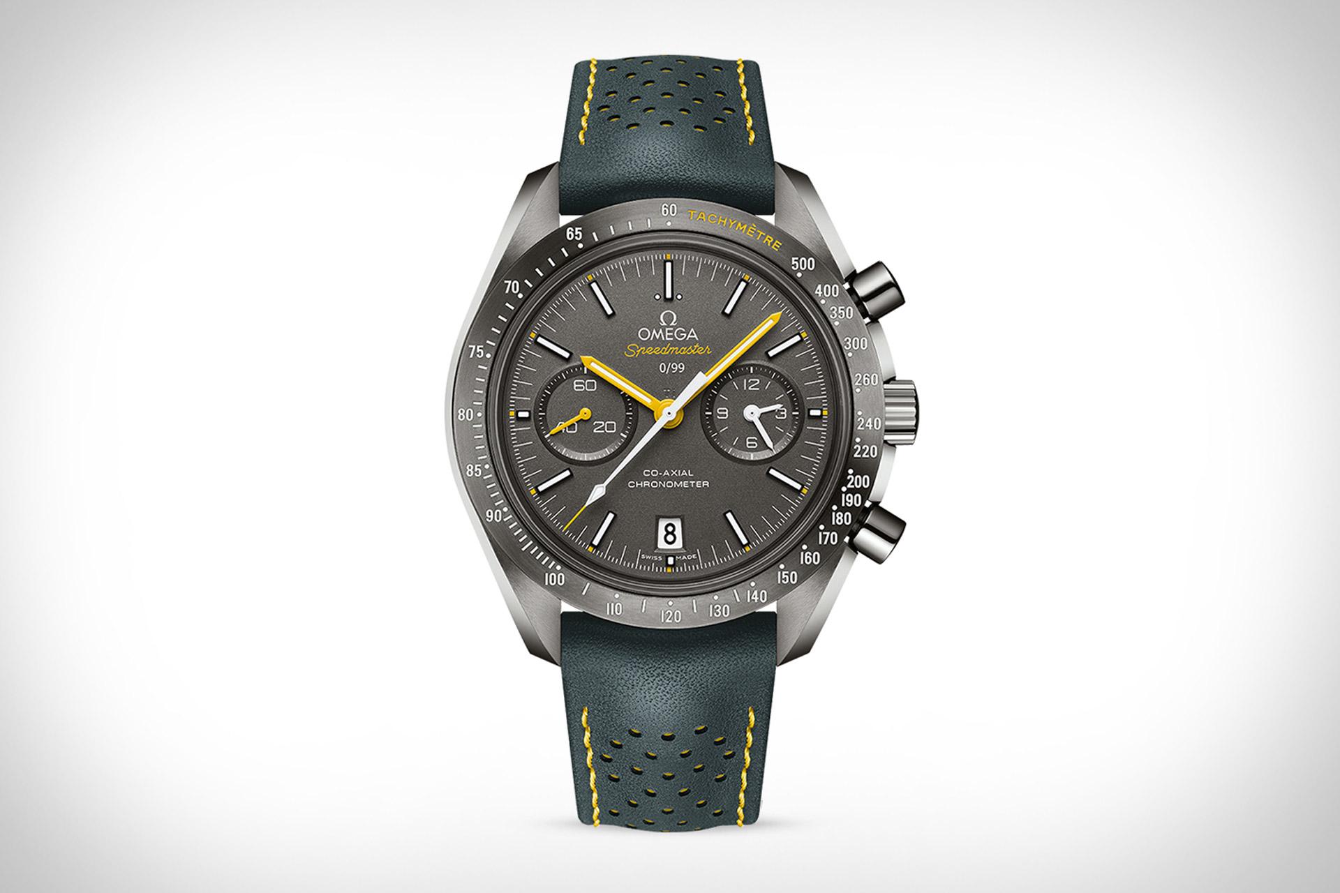 奥米茄超霸系列美国保时捷俱乐部手表