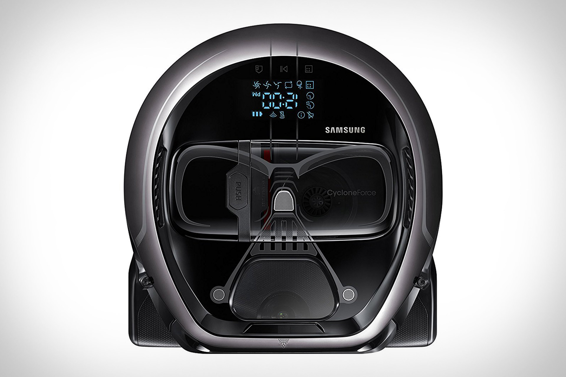 Samsung Darth Vader Powerbot Vacuum
