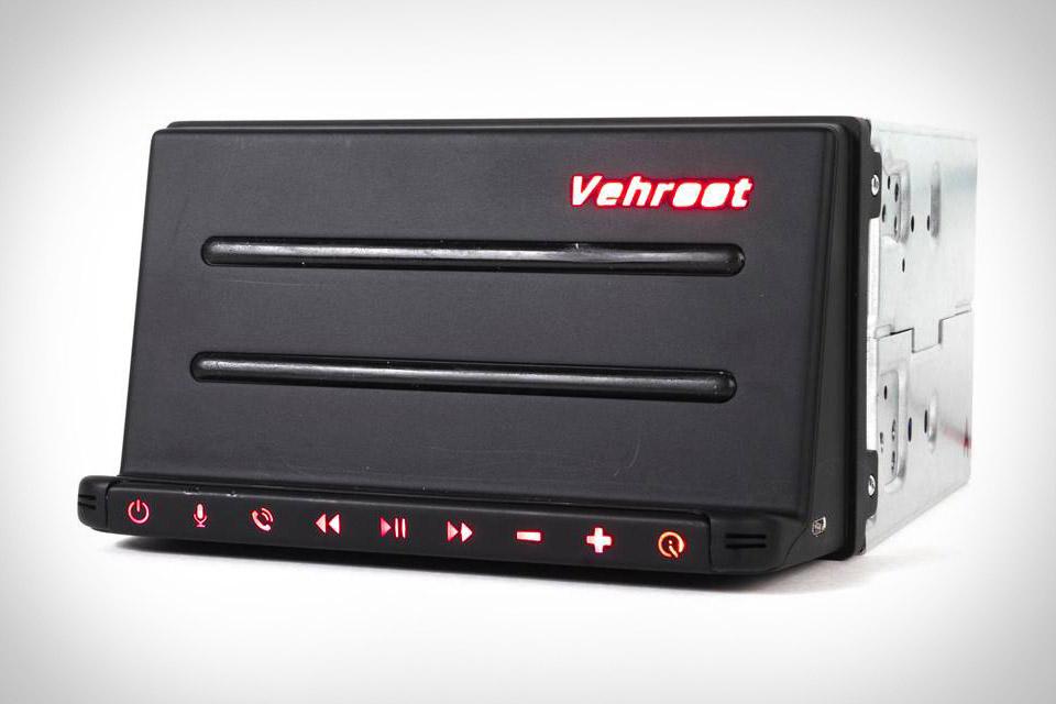 Vehroot Shelf Car Stereo