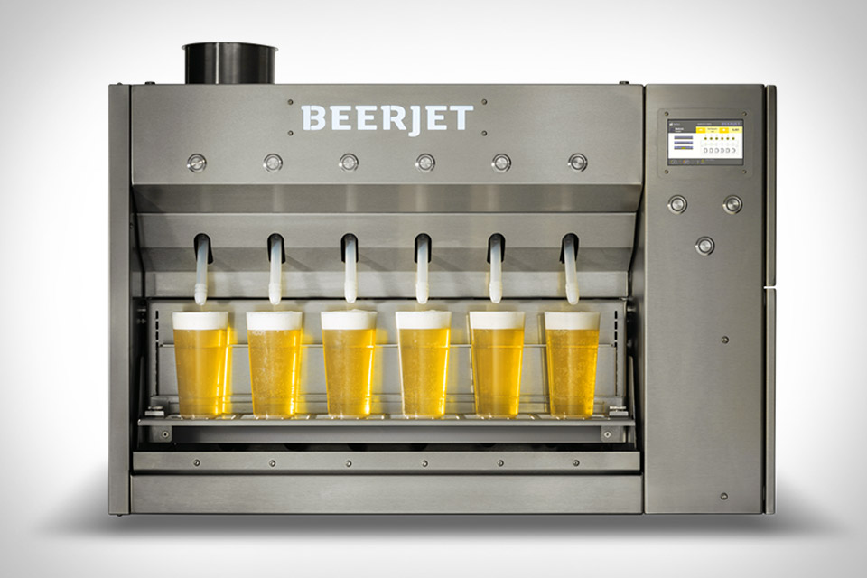 Dispensador de Cerveza Beerjet 6
