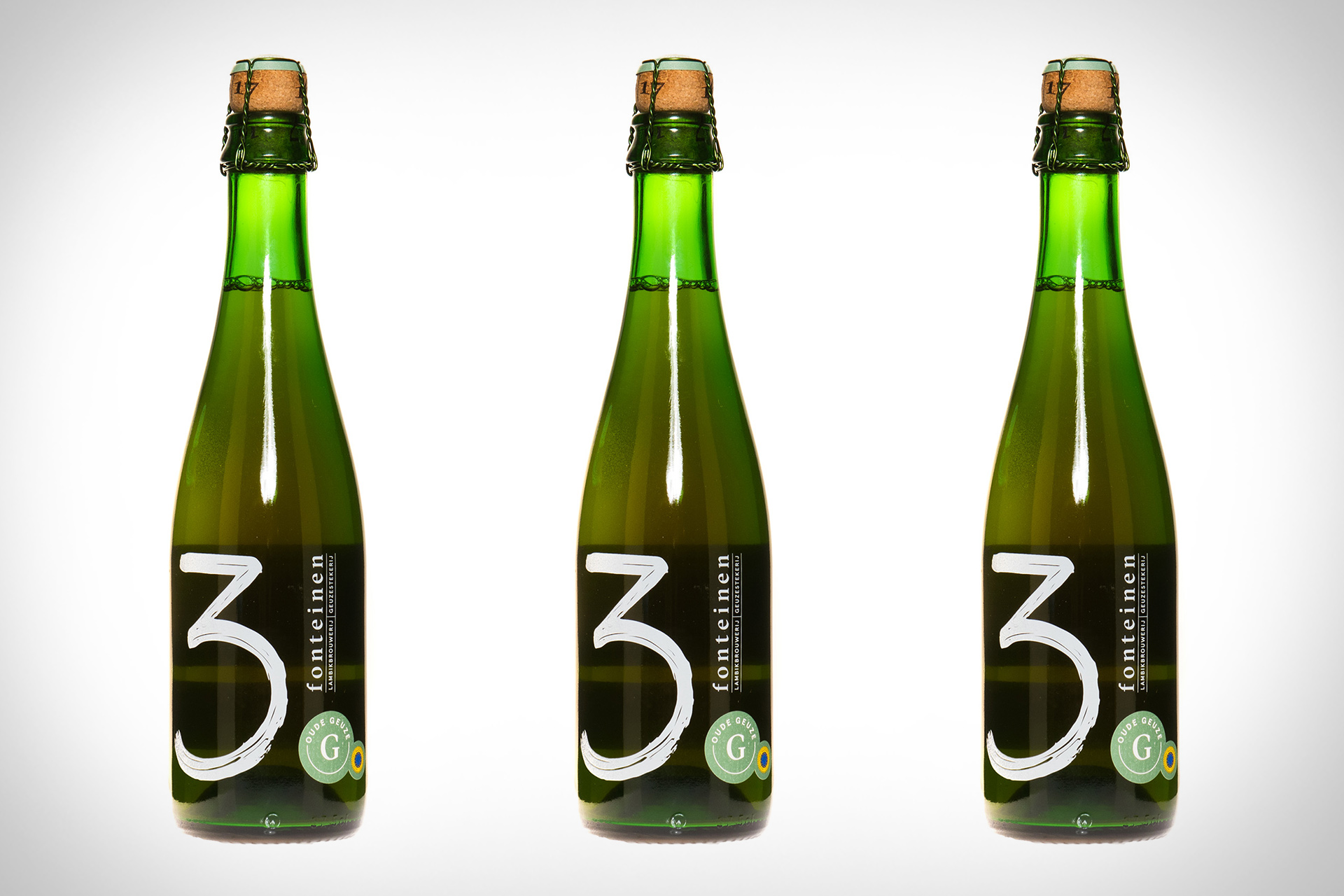 Drie Fonteinen Oude Geuze Beer