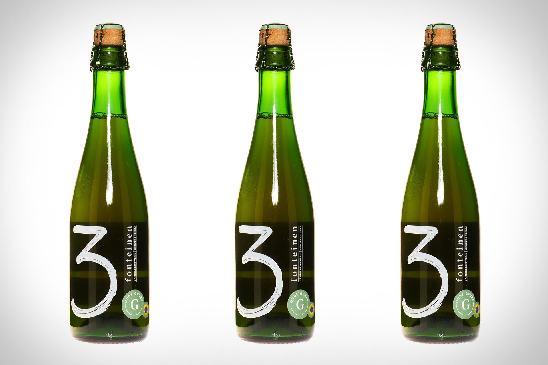 Drie Fonteinen Oude Geuze Bier