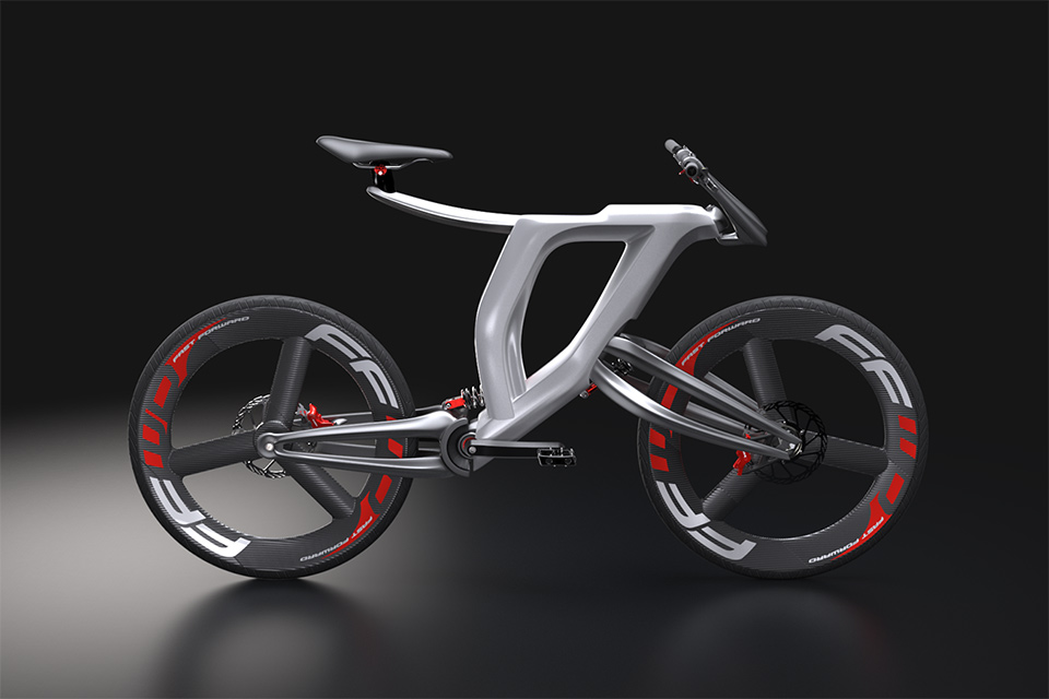 Furia Concept Bicycle Uncrate