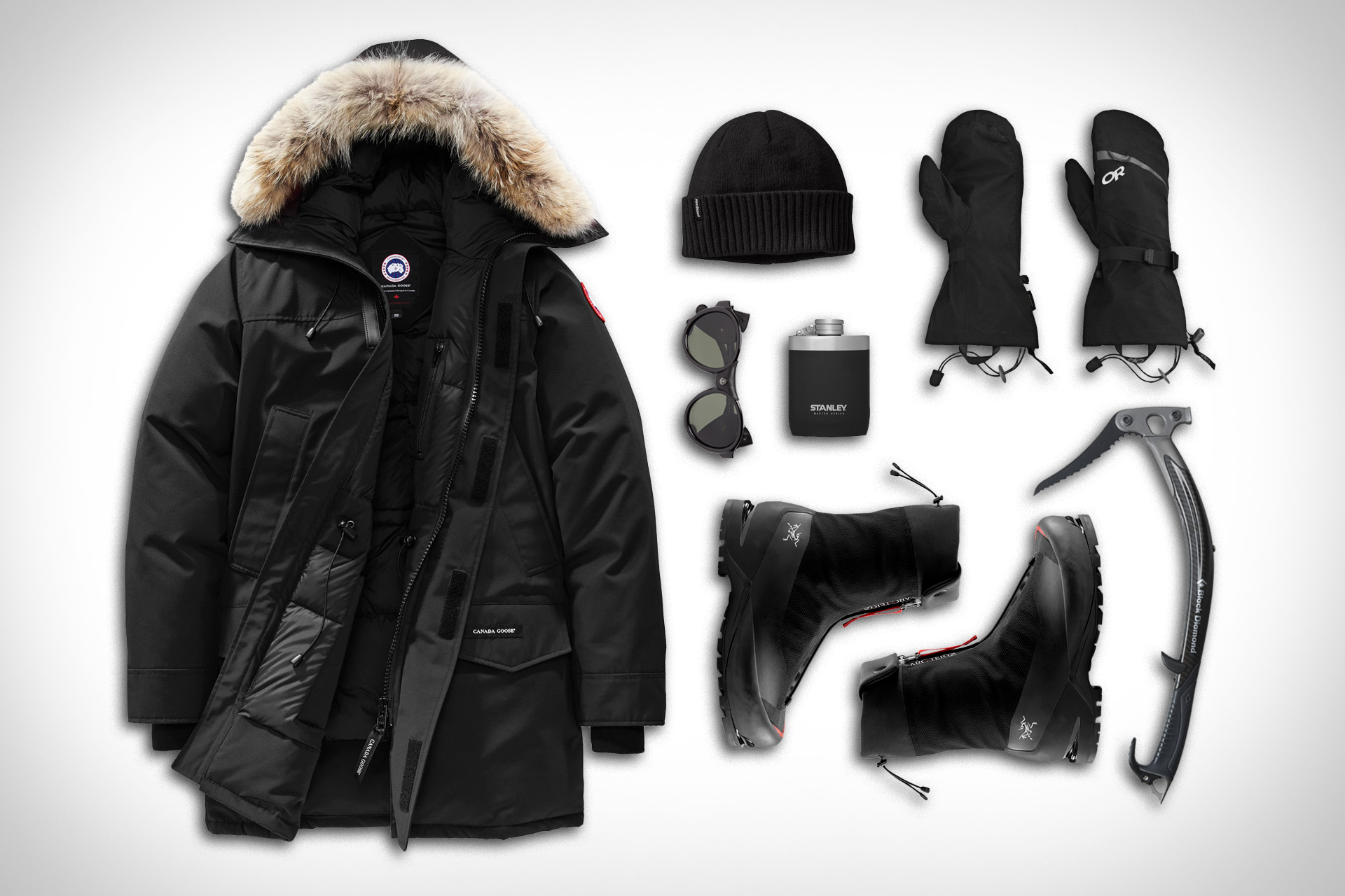 Garb: Cold Front