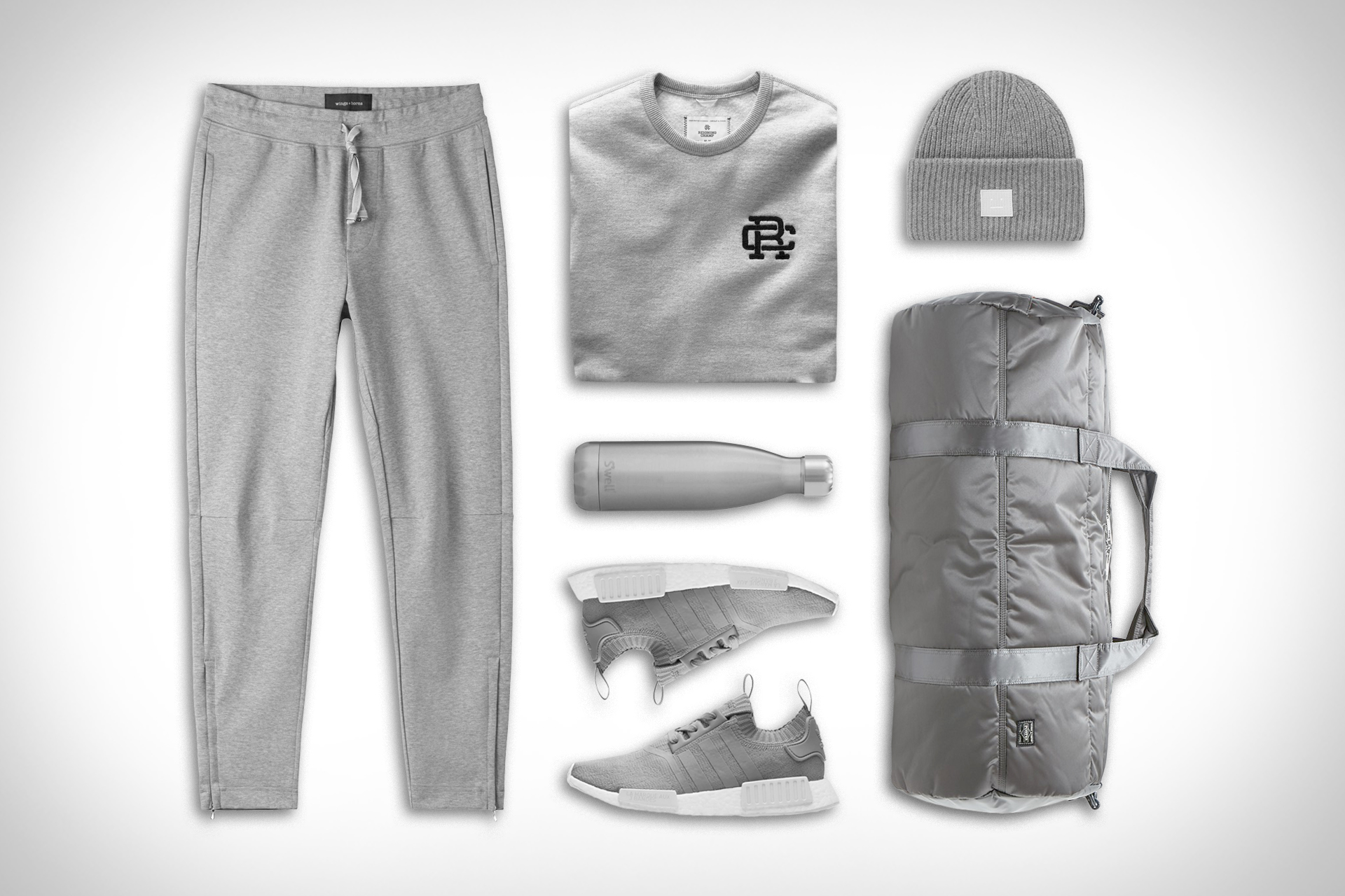 Garb: Grey Market