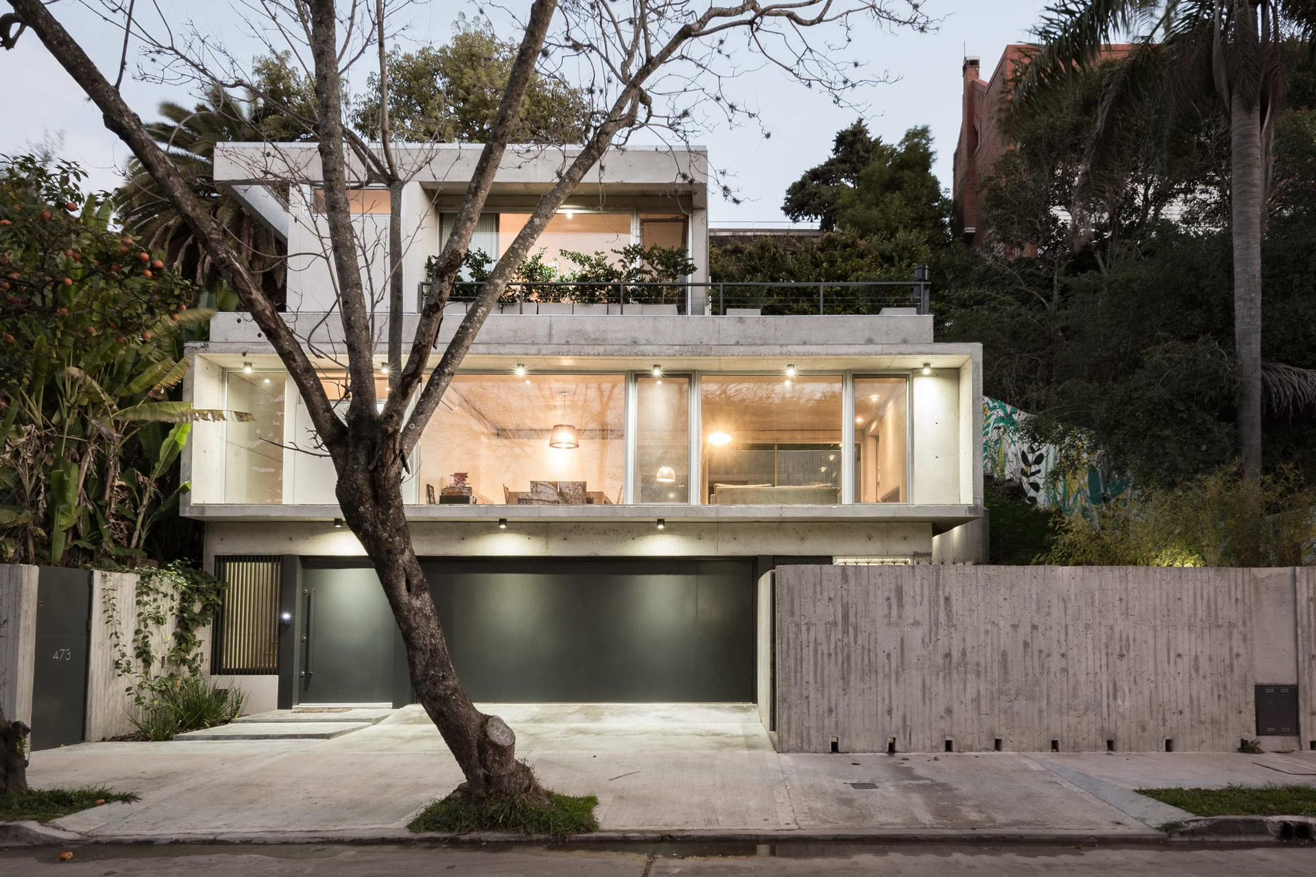 LRC House