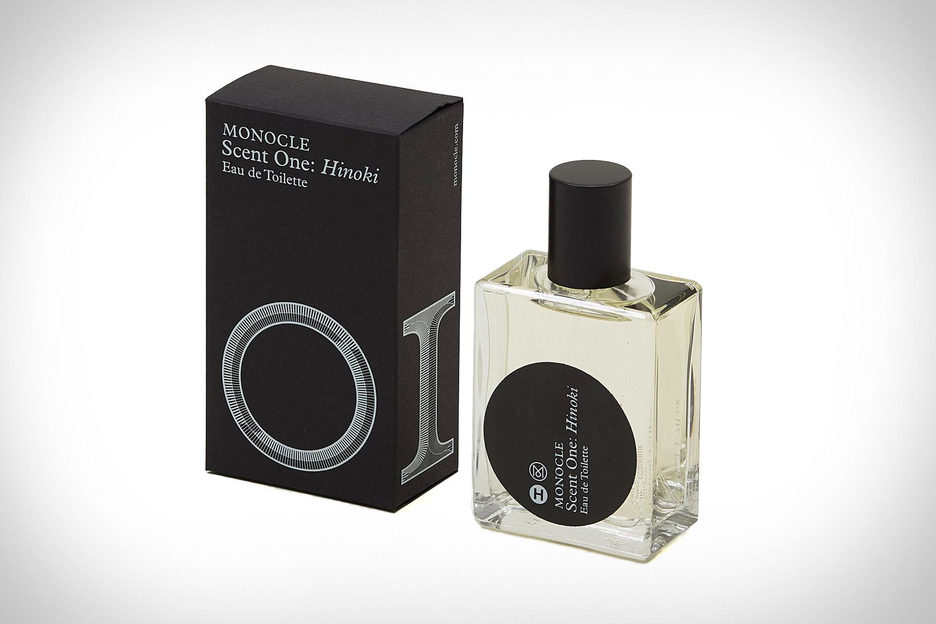 Les Parfums de Comme des Garcons x Monocle Cologne