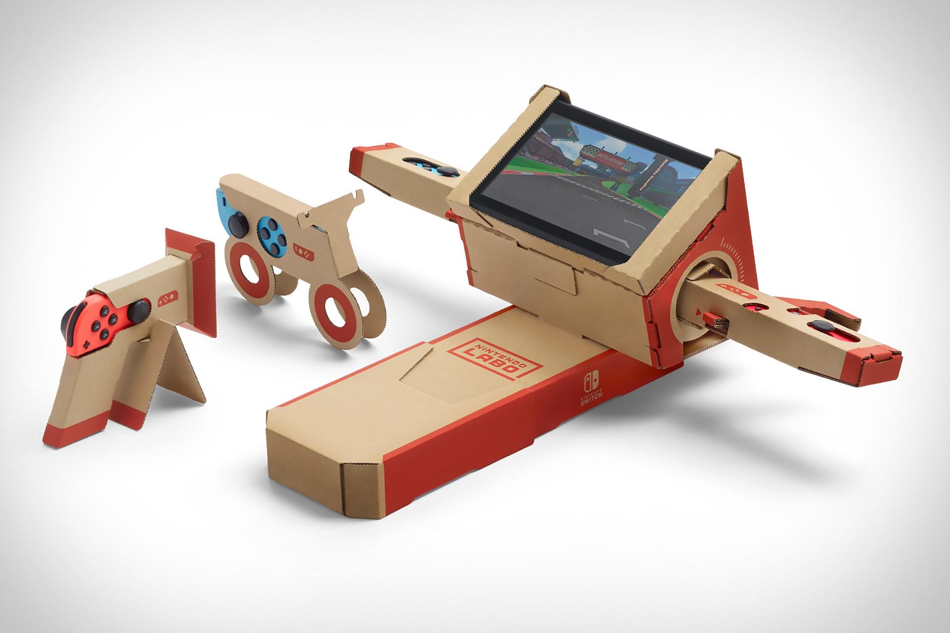 Nintendo Labo Toy Con Kits Uncrate
