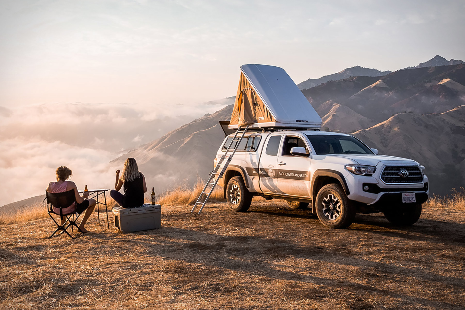 Pacific Overlander Expedition Vehicles