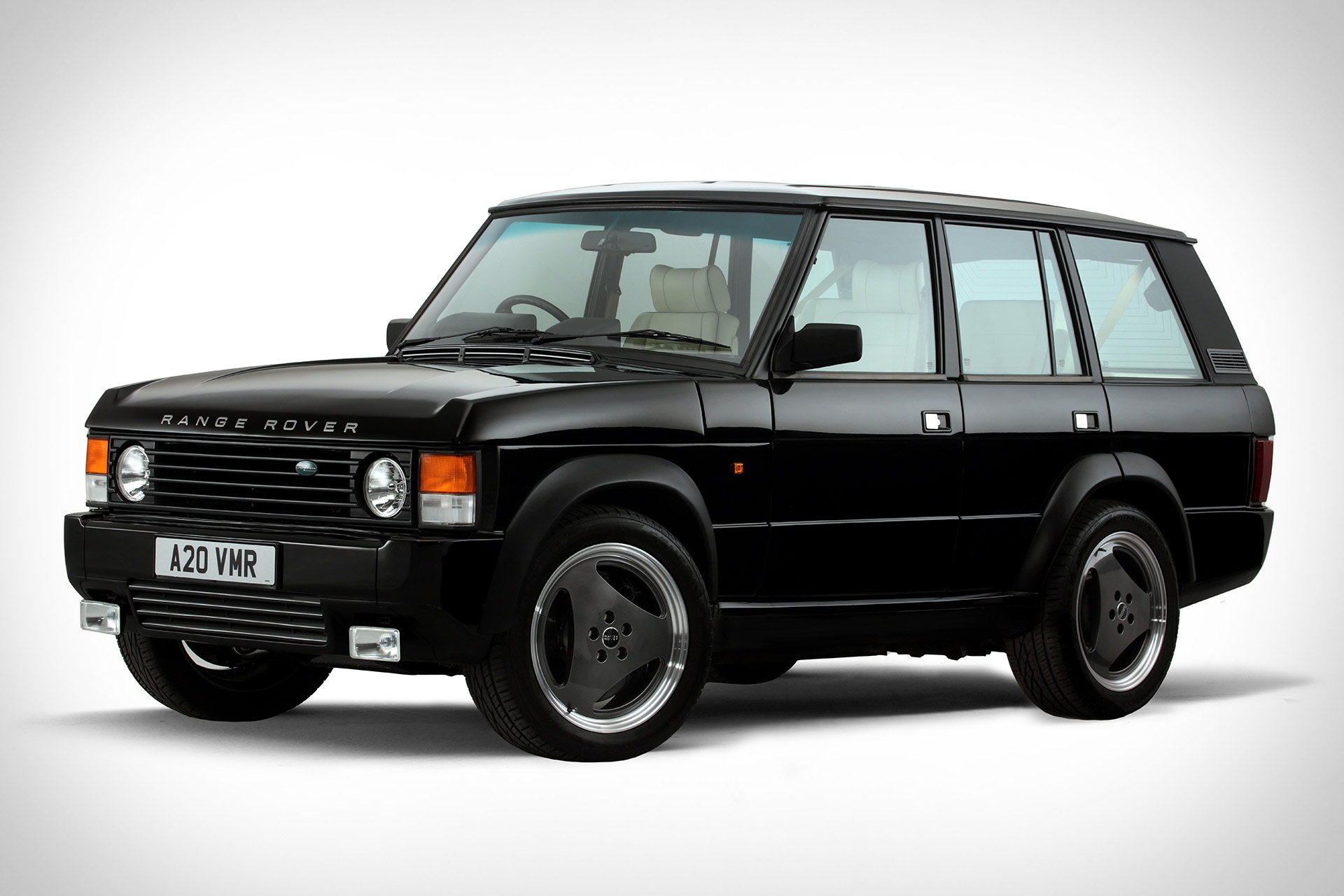 Shortened Cars >> Range Rover Chieftain | Uncrate