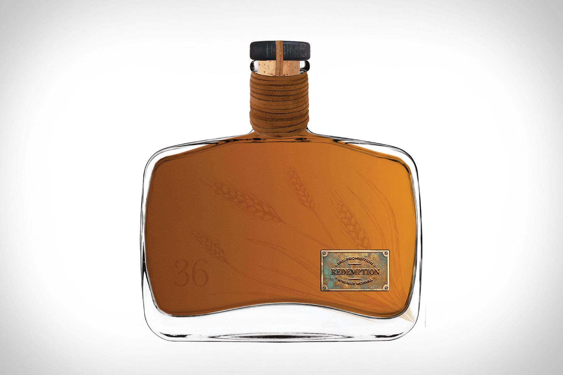Bourbon 36 Años Redemption The Ancients
