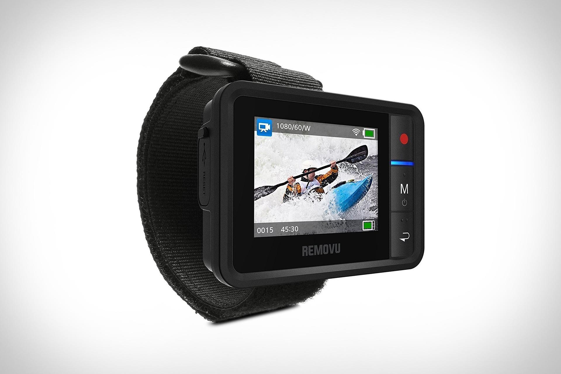 Removu R1+ Wireless GoPro Controller