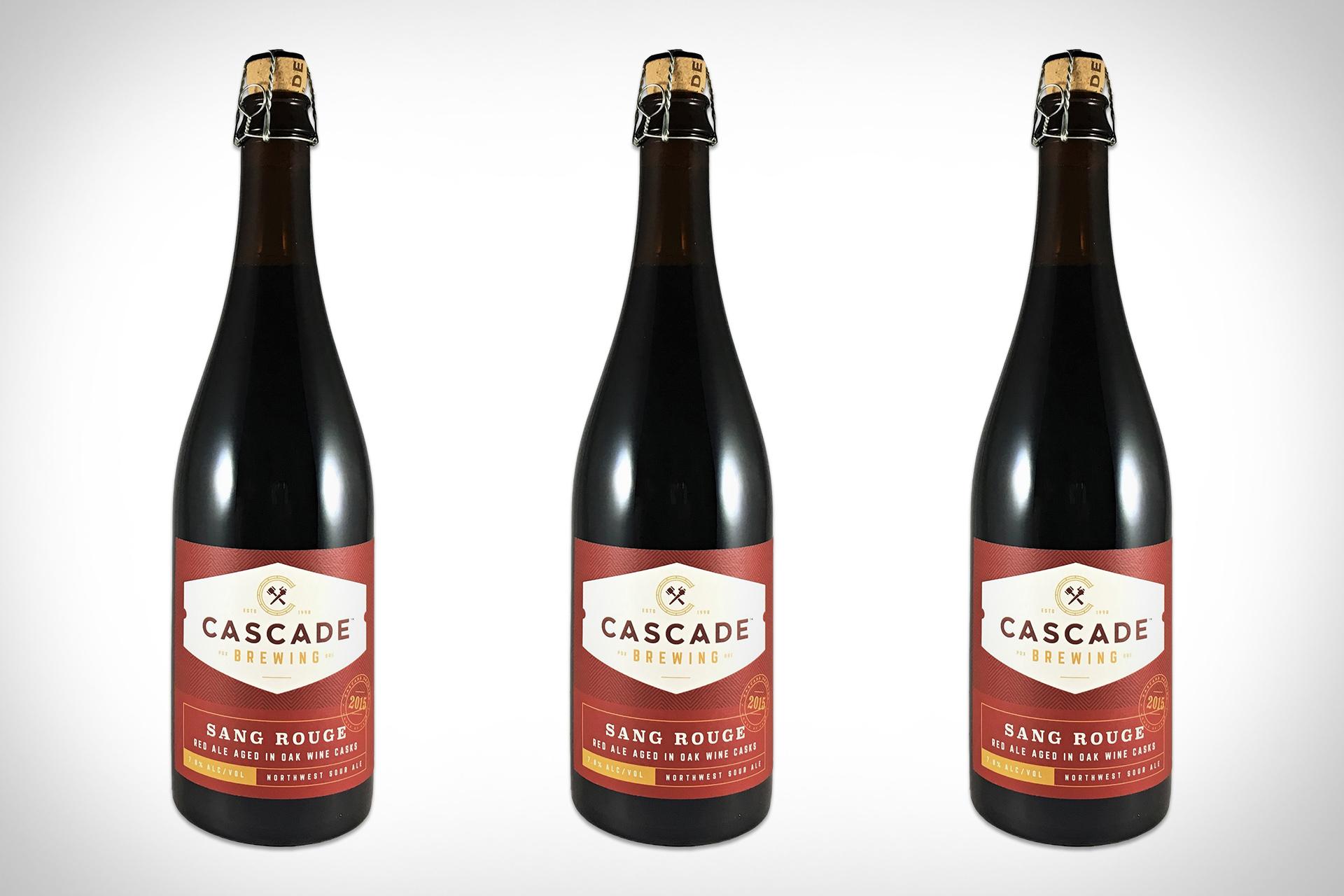 Cascade Brewing Sang Rouge Bier