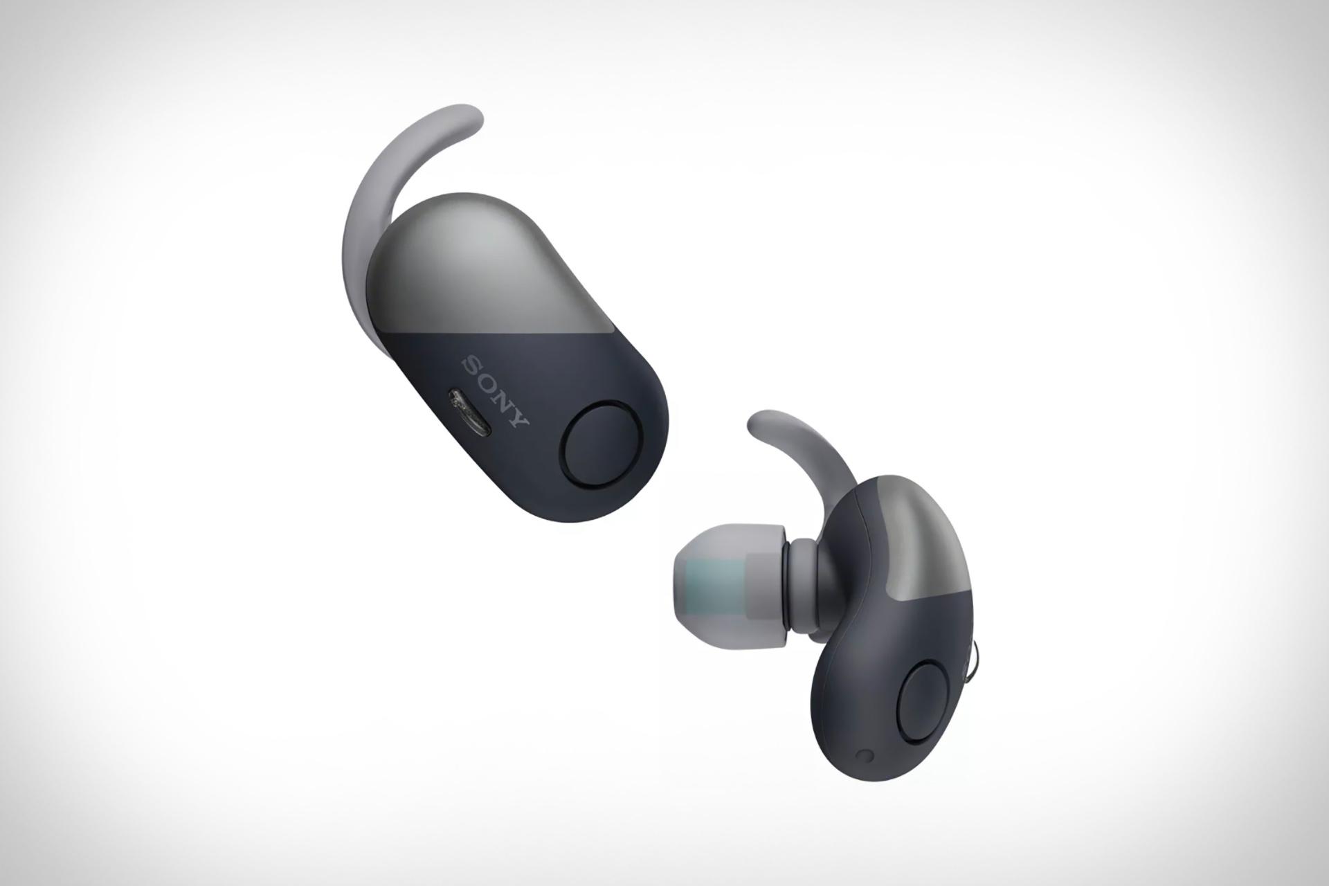 Sony Splash-Proof Wireless Headphones