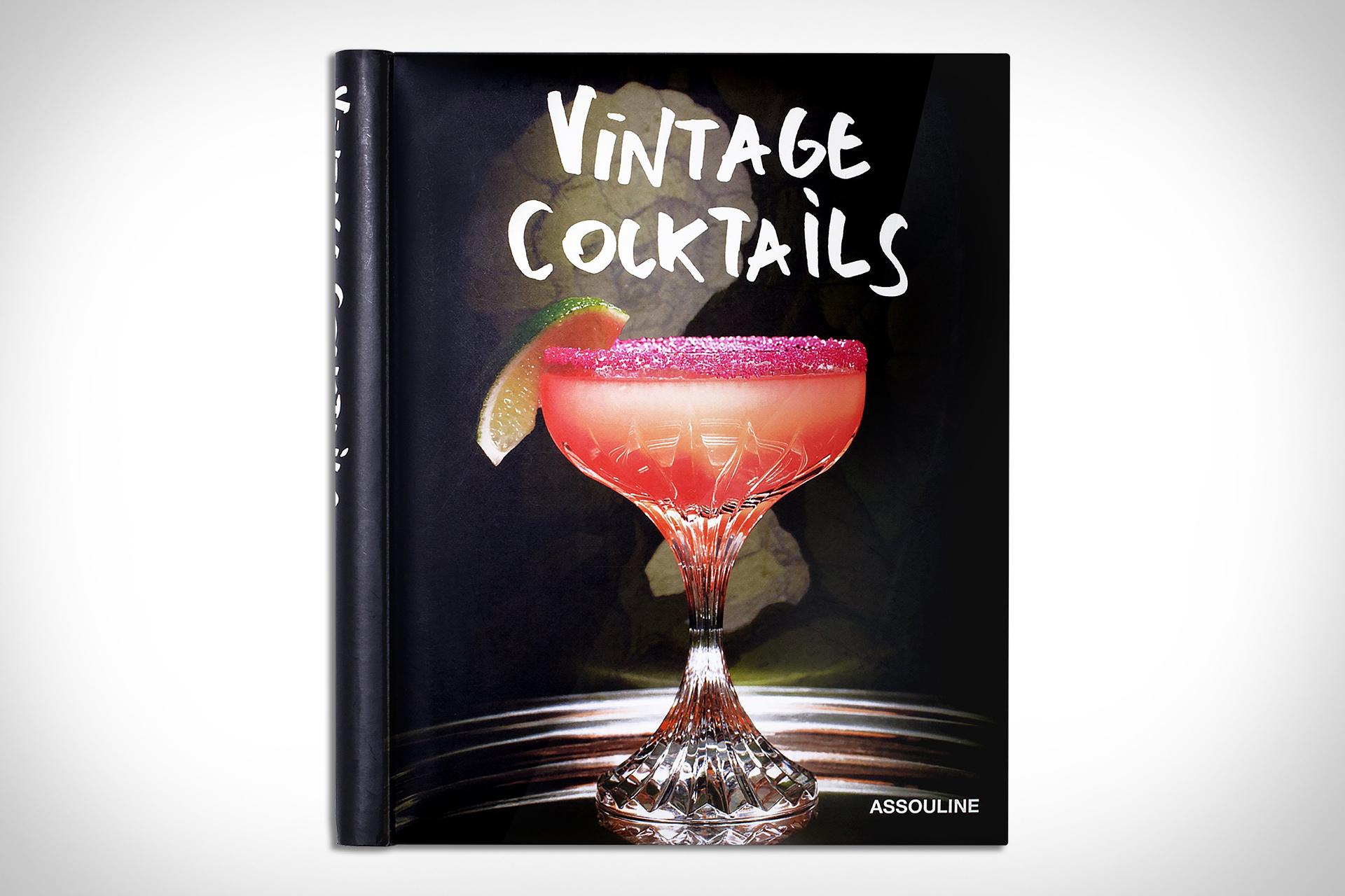 Le Livre Vintage Cocktails