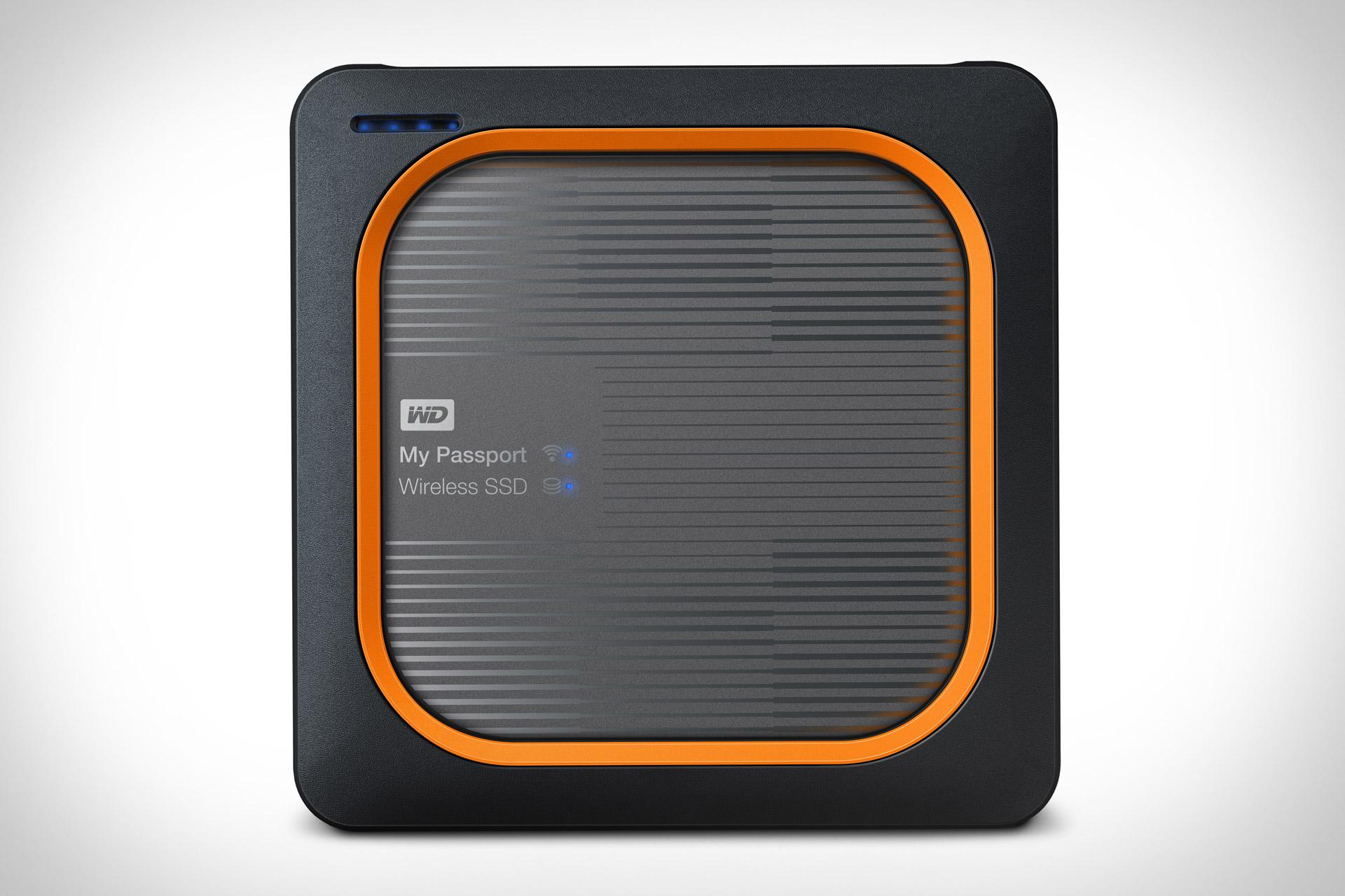 Western Digital My Passport Wireless SSD