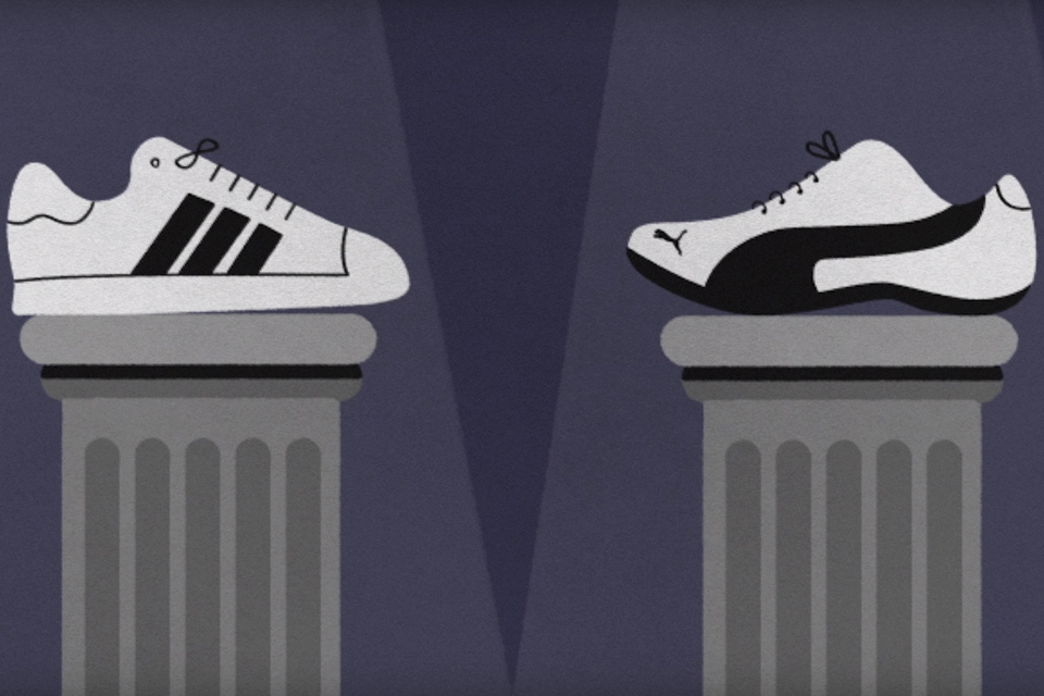 The Brothers Behind Adidas and Puma