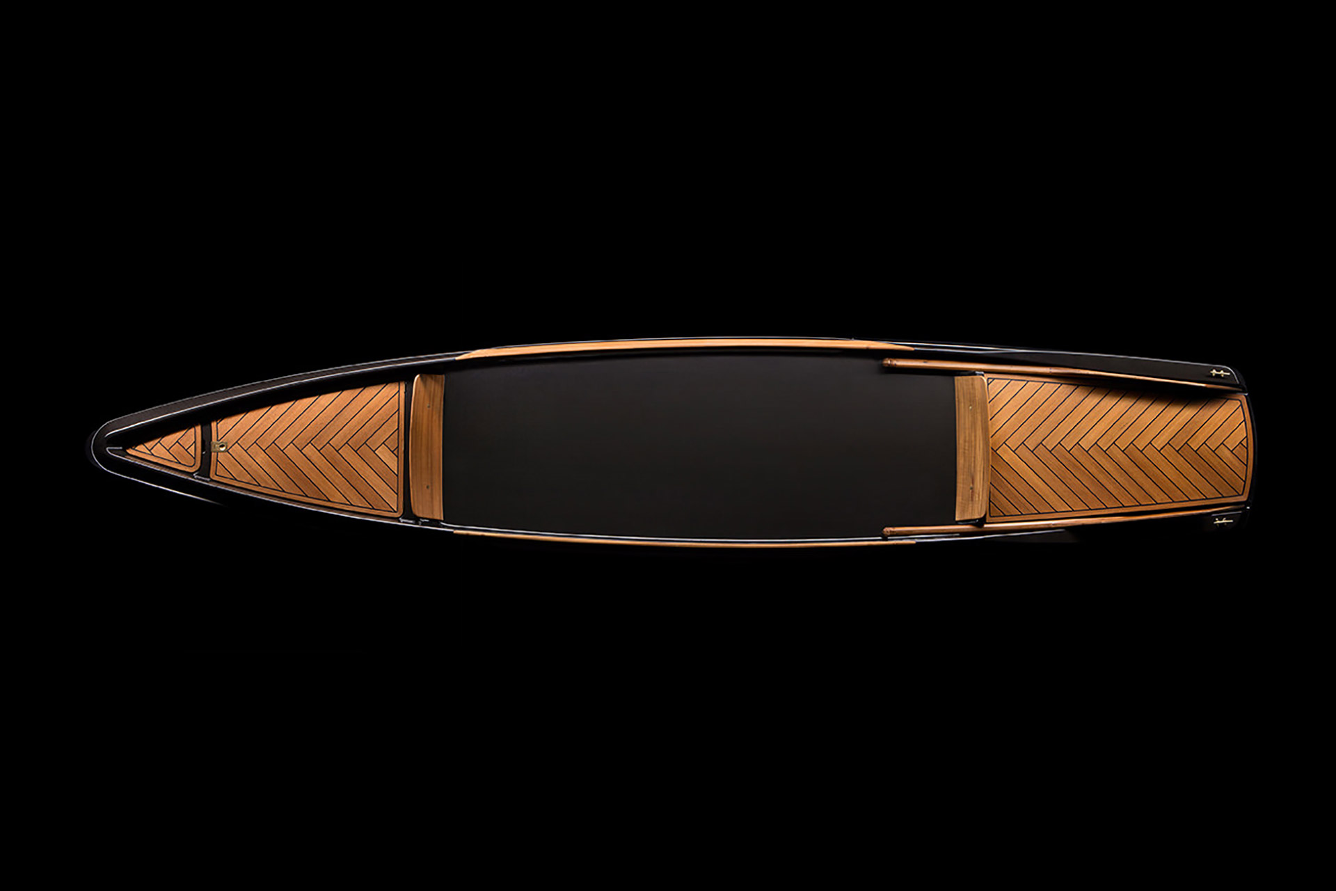 BorromeodeSilva Monocoque Paddle Canoe