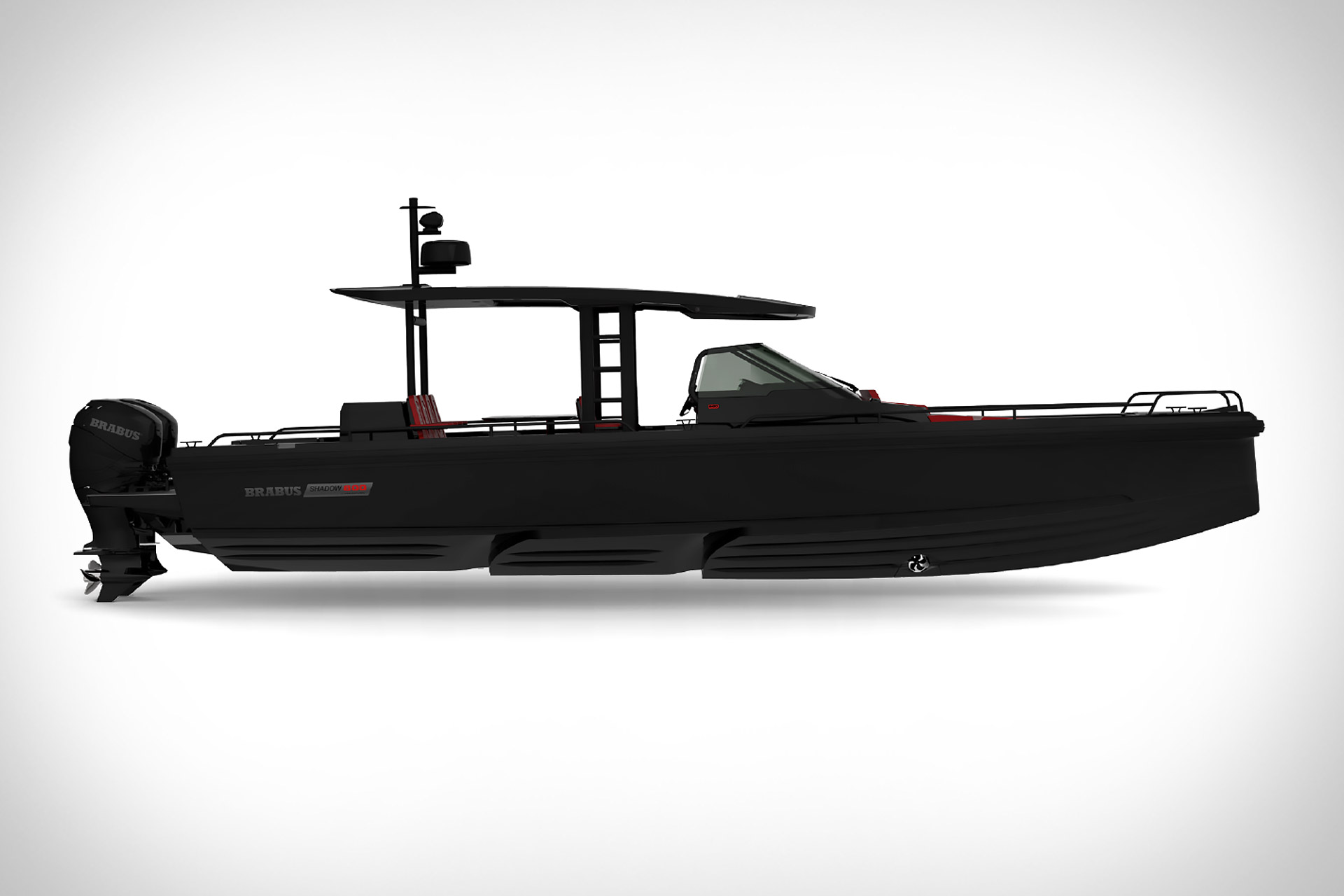 Brabus Shadow 800 Boat