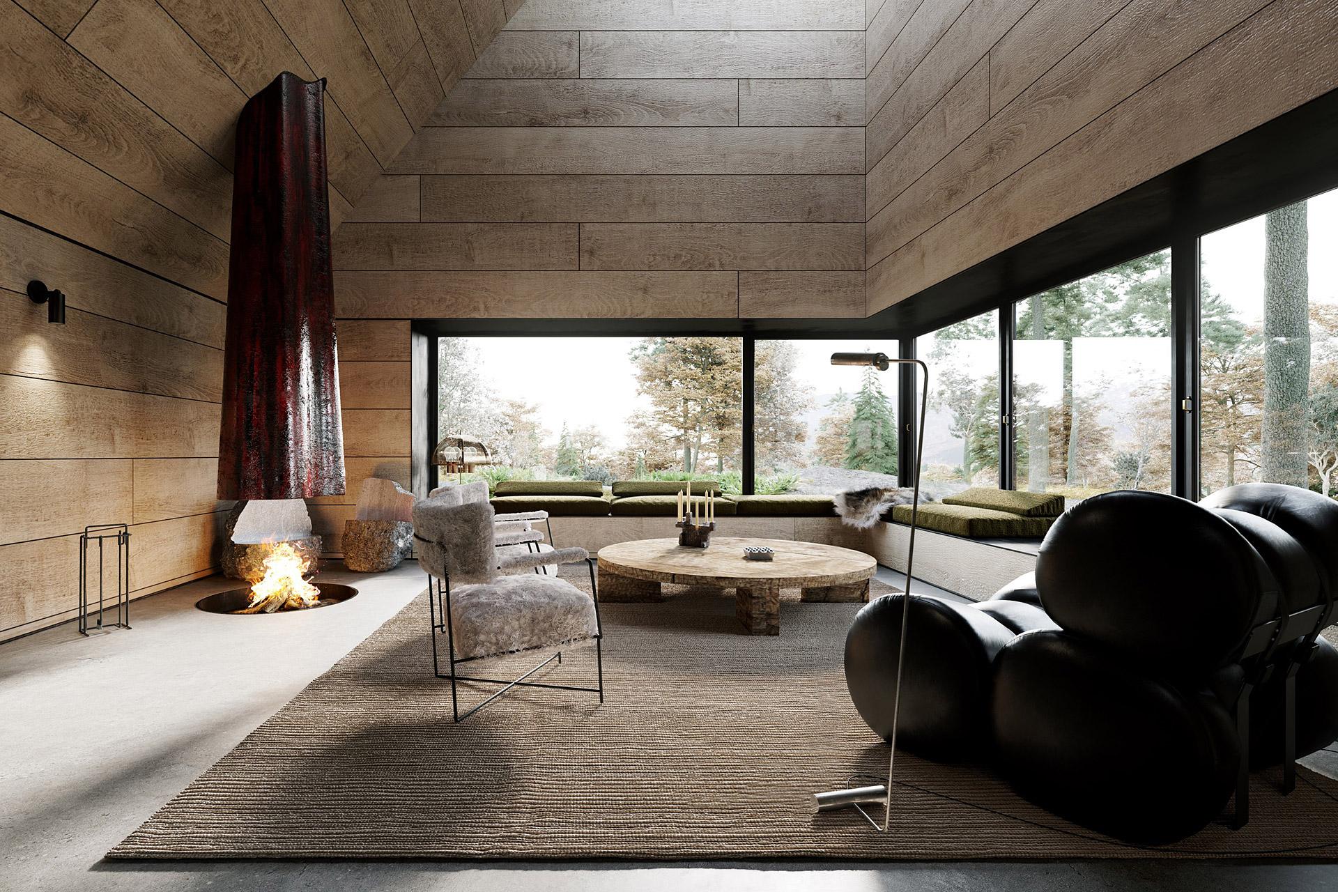Interior Design/Architecture - Magazine cover