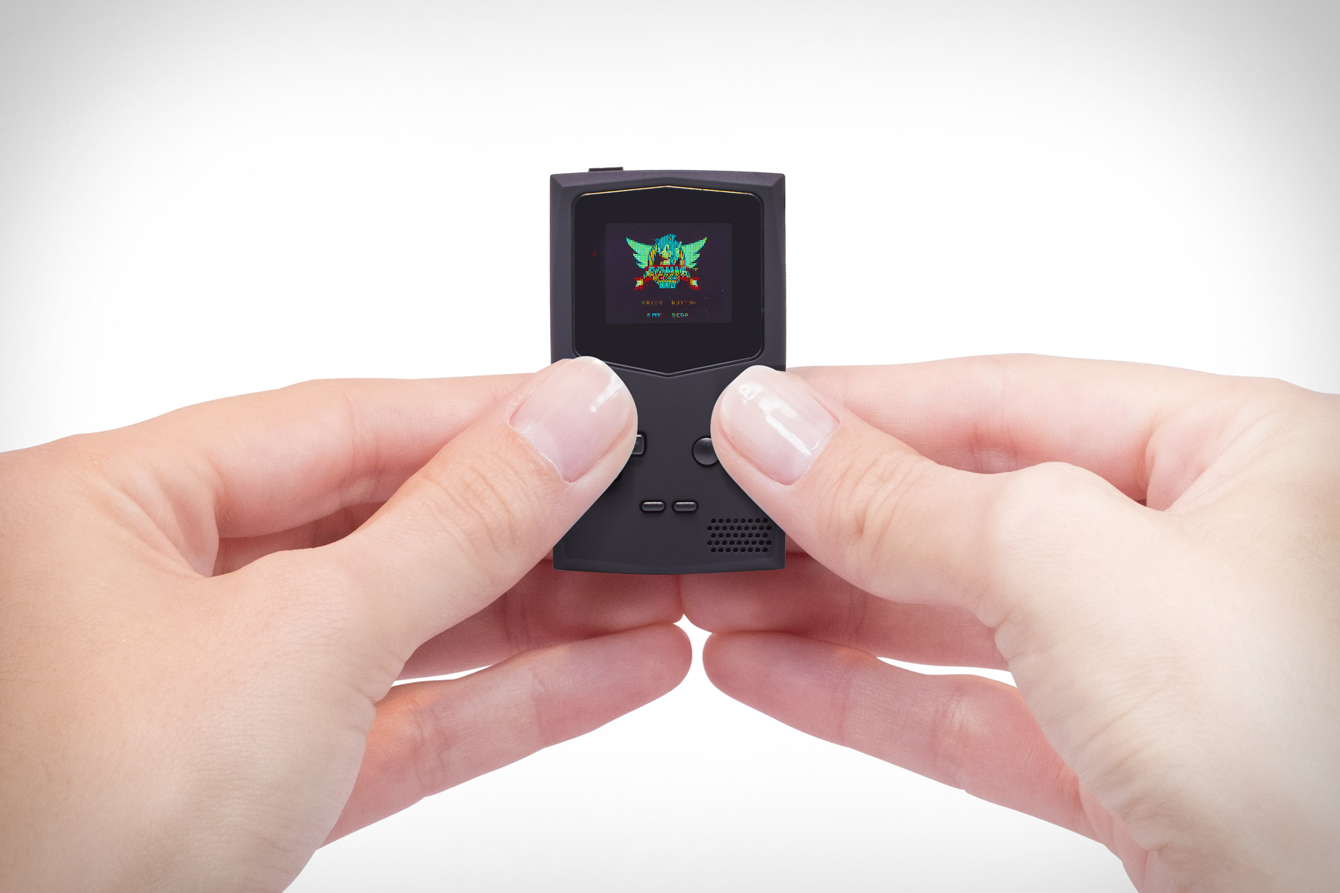 PocketSprite Keychain Gaming Console