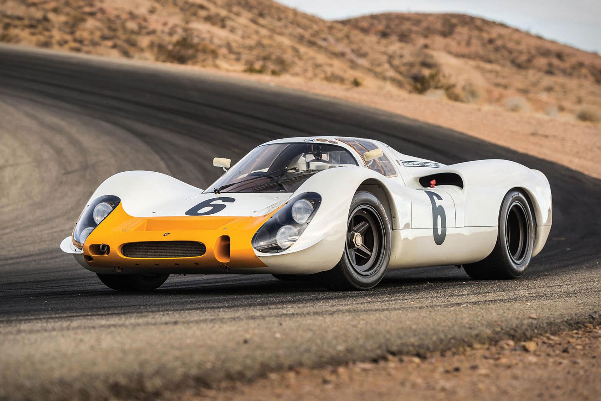 1968 Porsche 908 Works